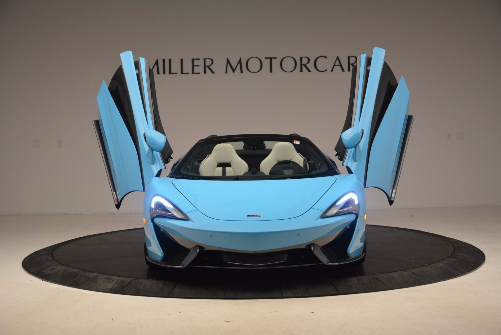 New 2018 McLaren 570S Spider For Sale In Greenwich, CT 1775_p13