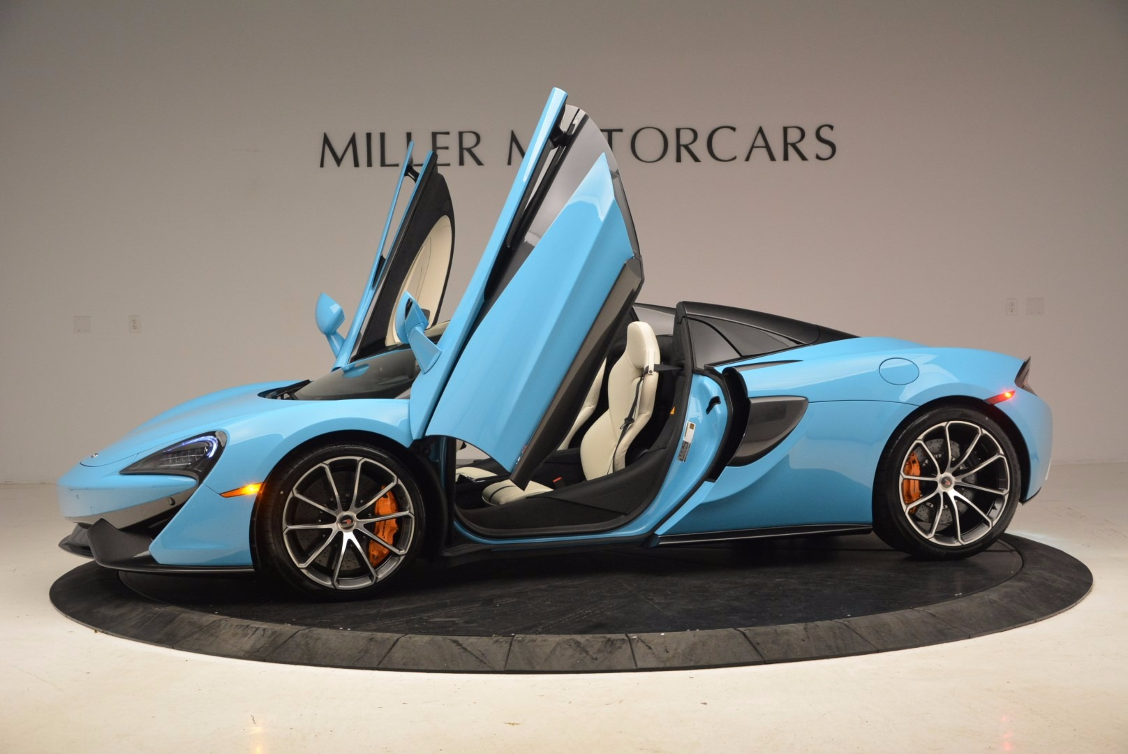 New 2018 McLaren 570S Spider For Sale In Greenwich, CT 1775_p16