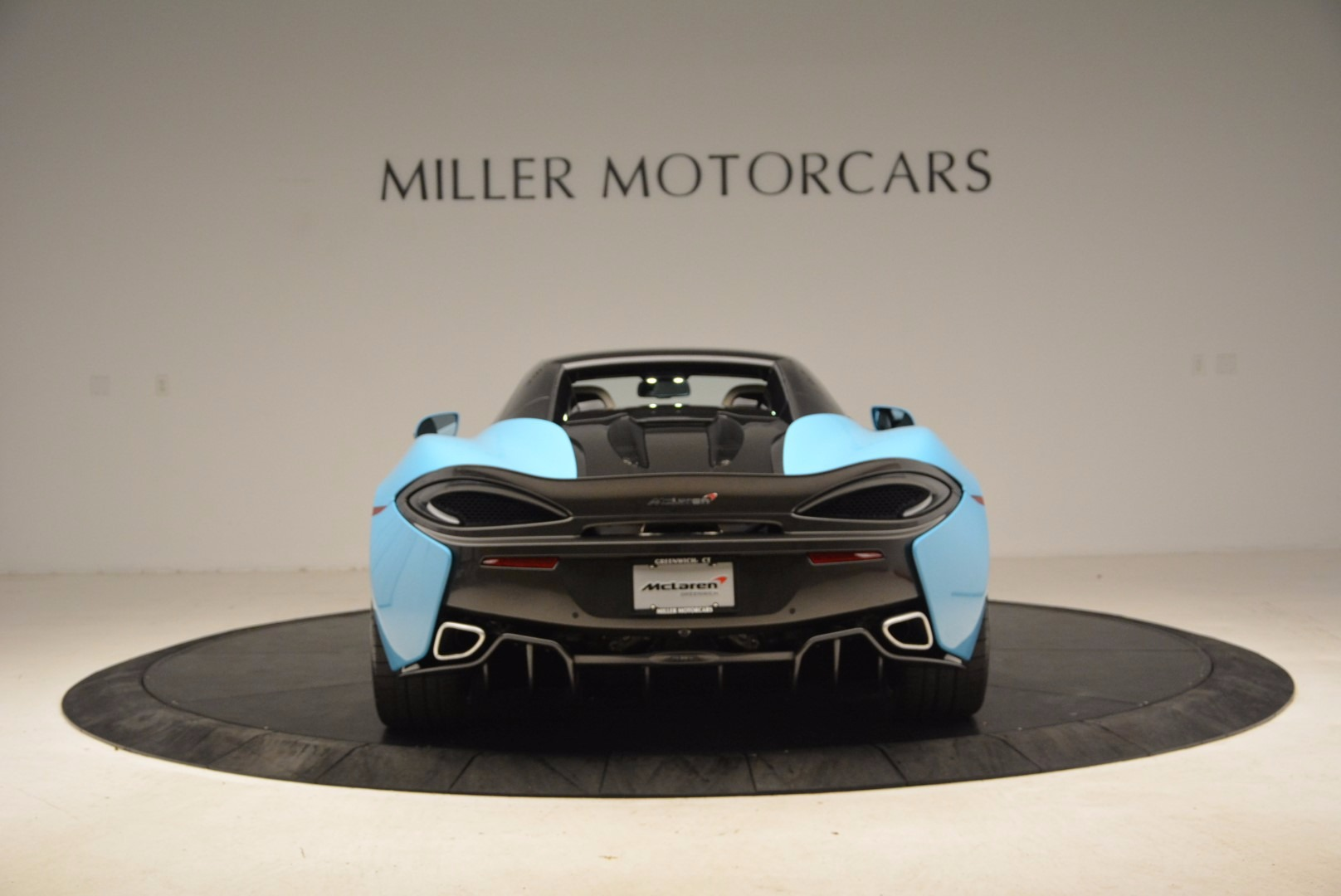 New 2018 McLaren 570S Spider For Sale In Greenwich, CT 1775_p19