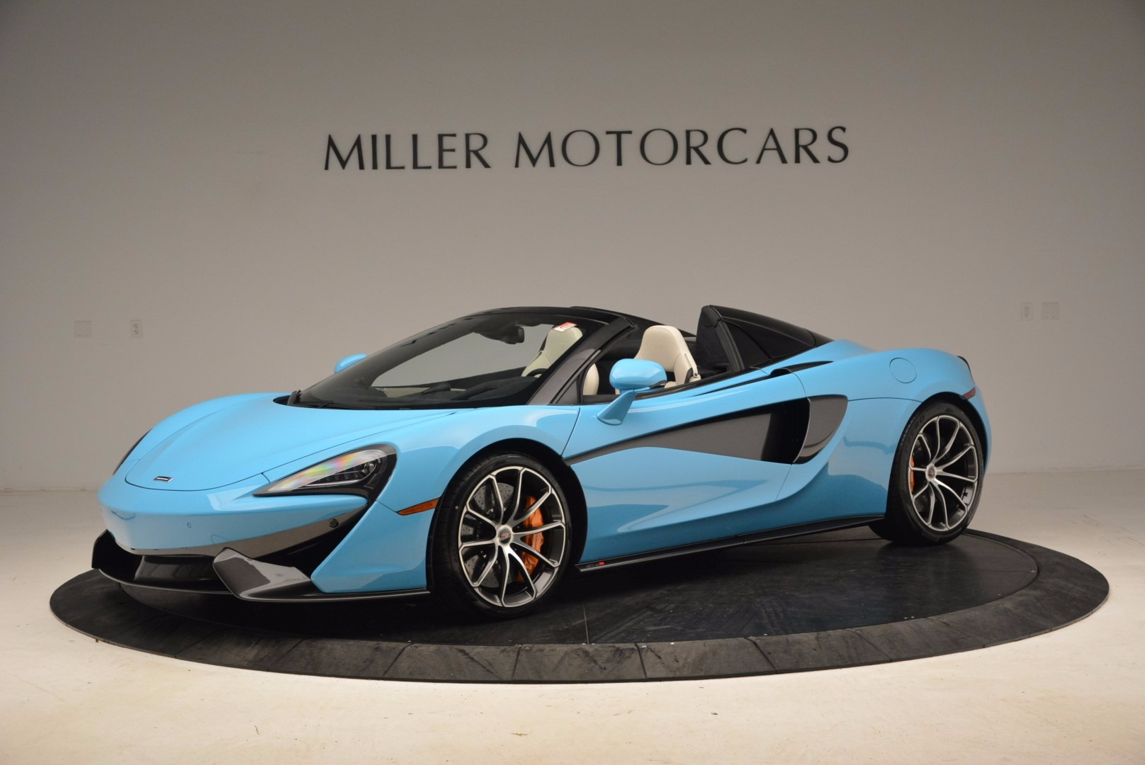 New 2018 McLaren 570S Spider For Sale In Greenwich, CT 1775_p2