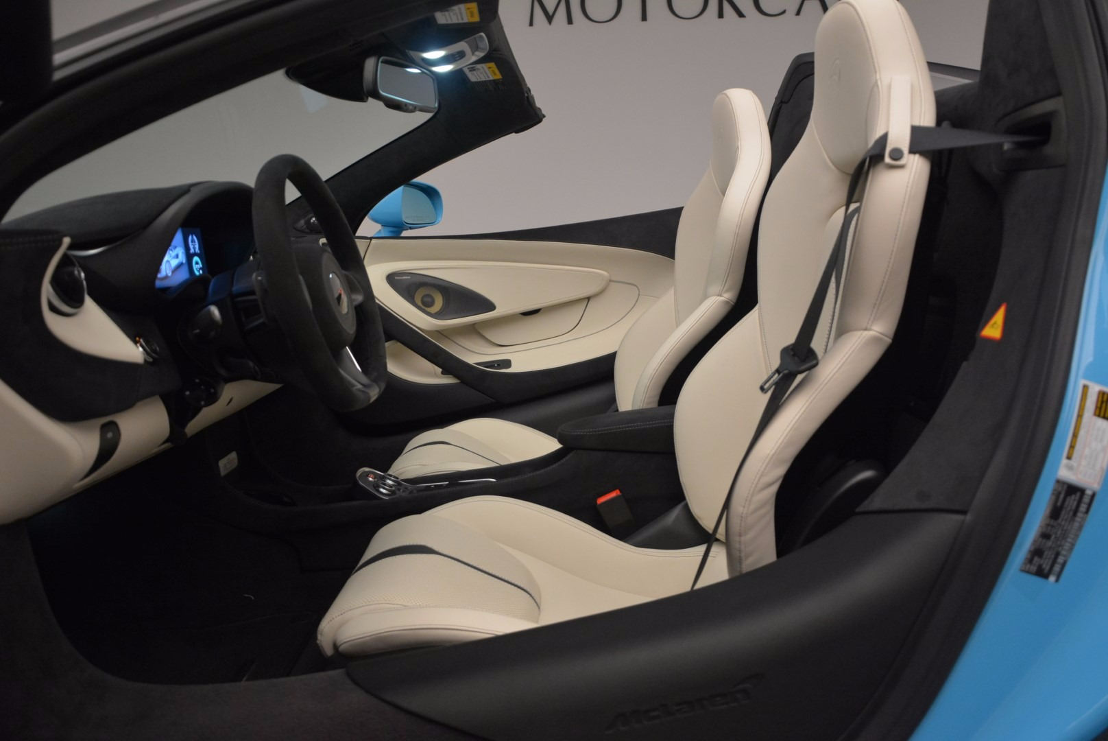New 2018 McLaren 570S Spider For Sale In Greenwich, CT 1775_p30