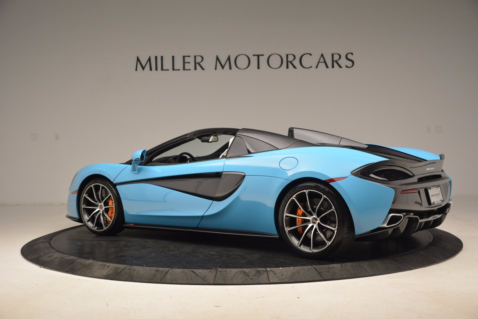 New 2018 McLaren 570S Spider For Sale In Greenwich, CT 1775_p4