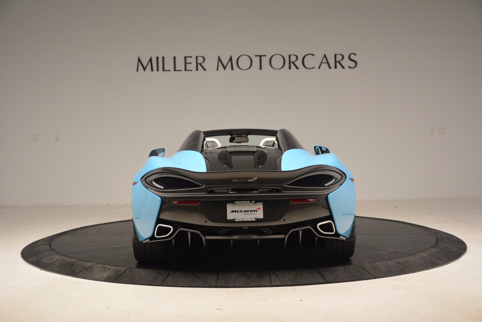 New 2018 McLaren 570S Spider For Sale In Greenwich, CT 1775_p6