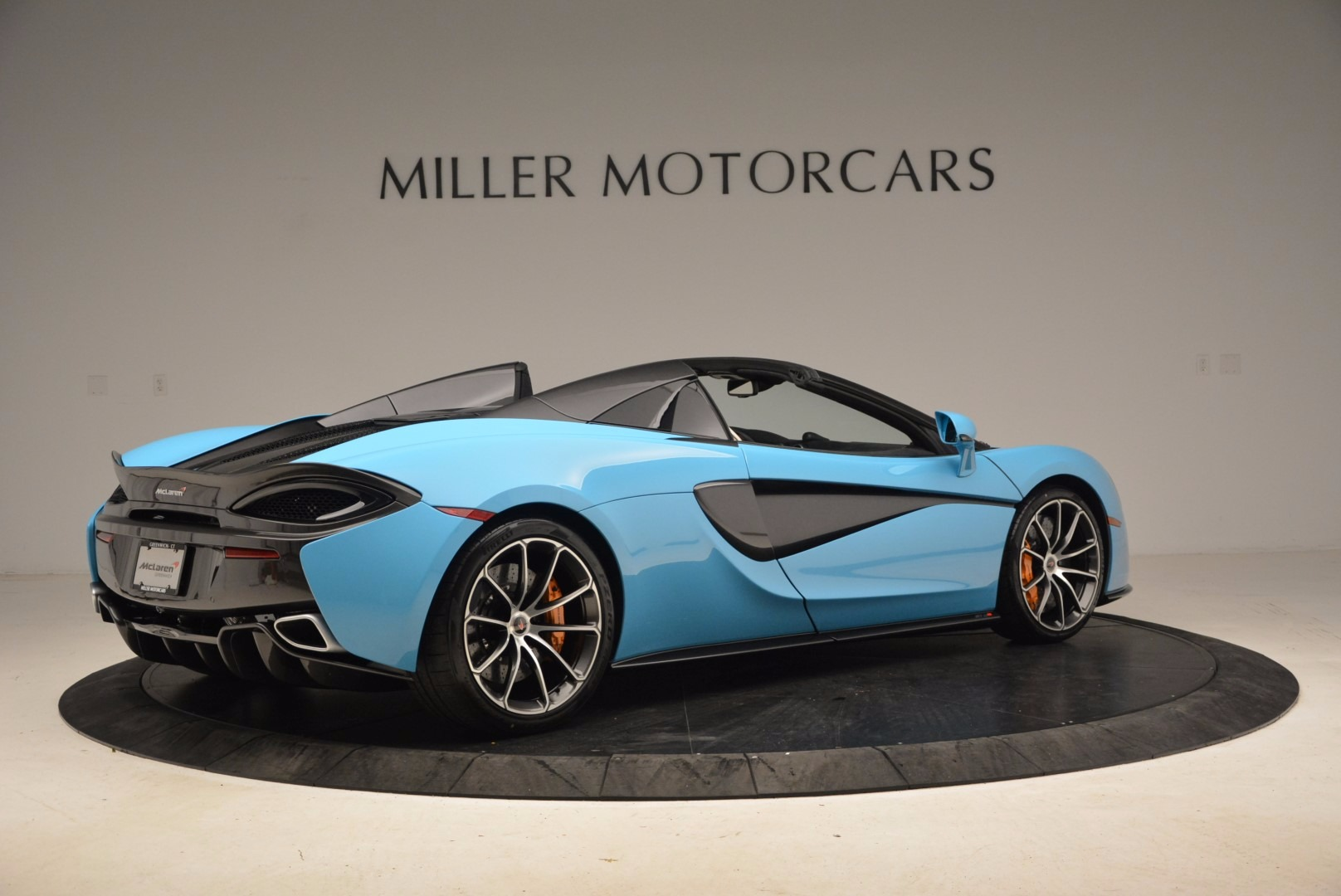 New 2018 McLaren 570S Spider For Sale In Greenwich, CT 1775_p8
