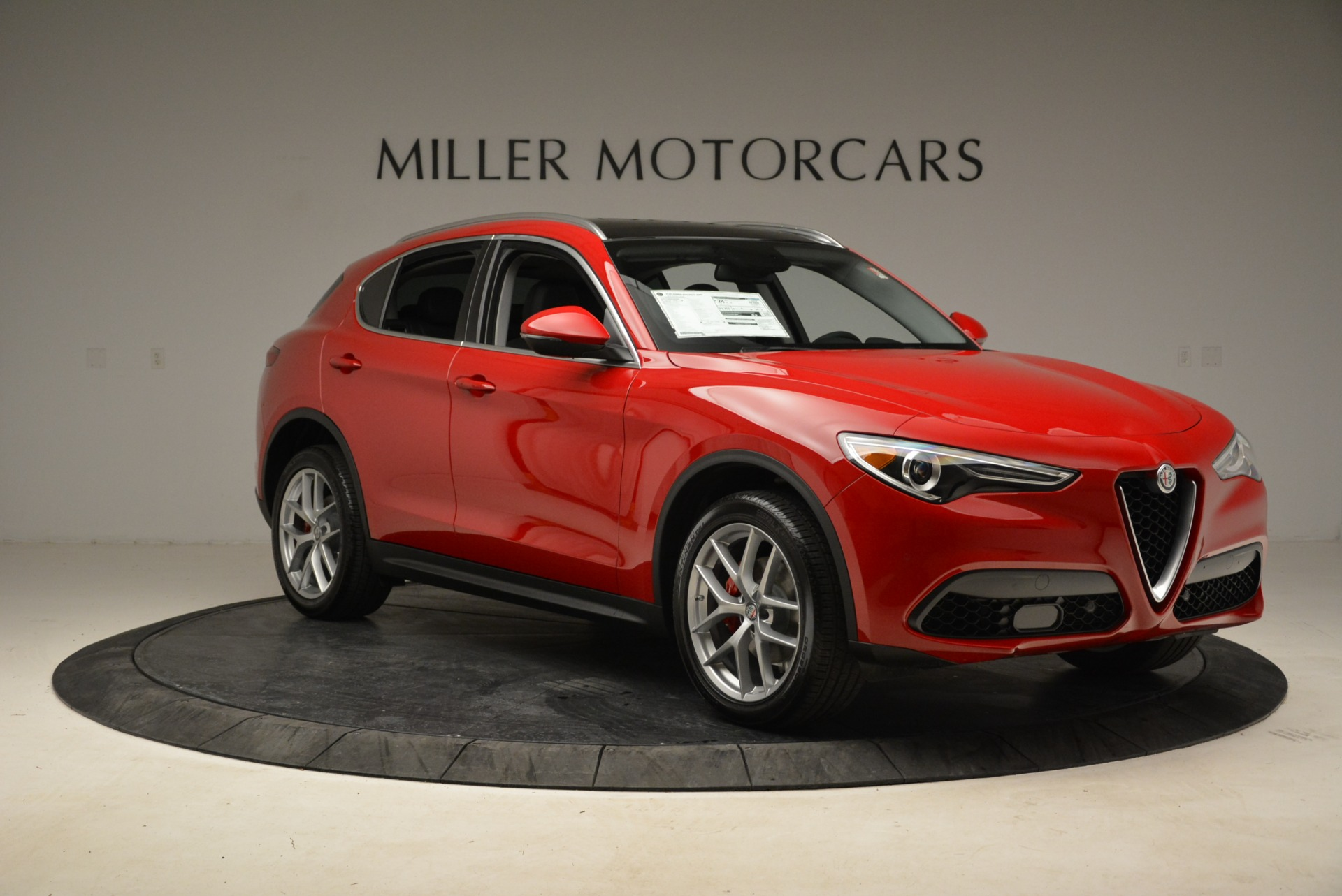 New 2018 Alfa Romeo Stelvio Ti Q4 For Sale In Greenwich, CT 1776_p11
