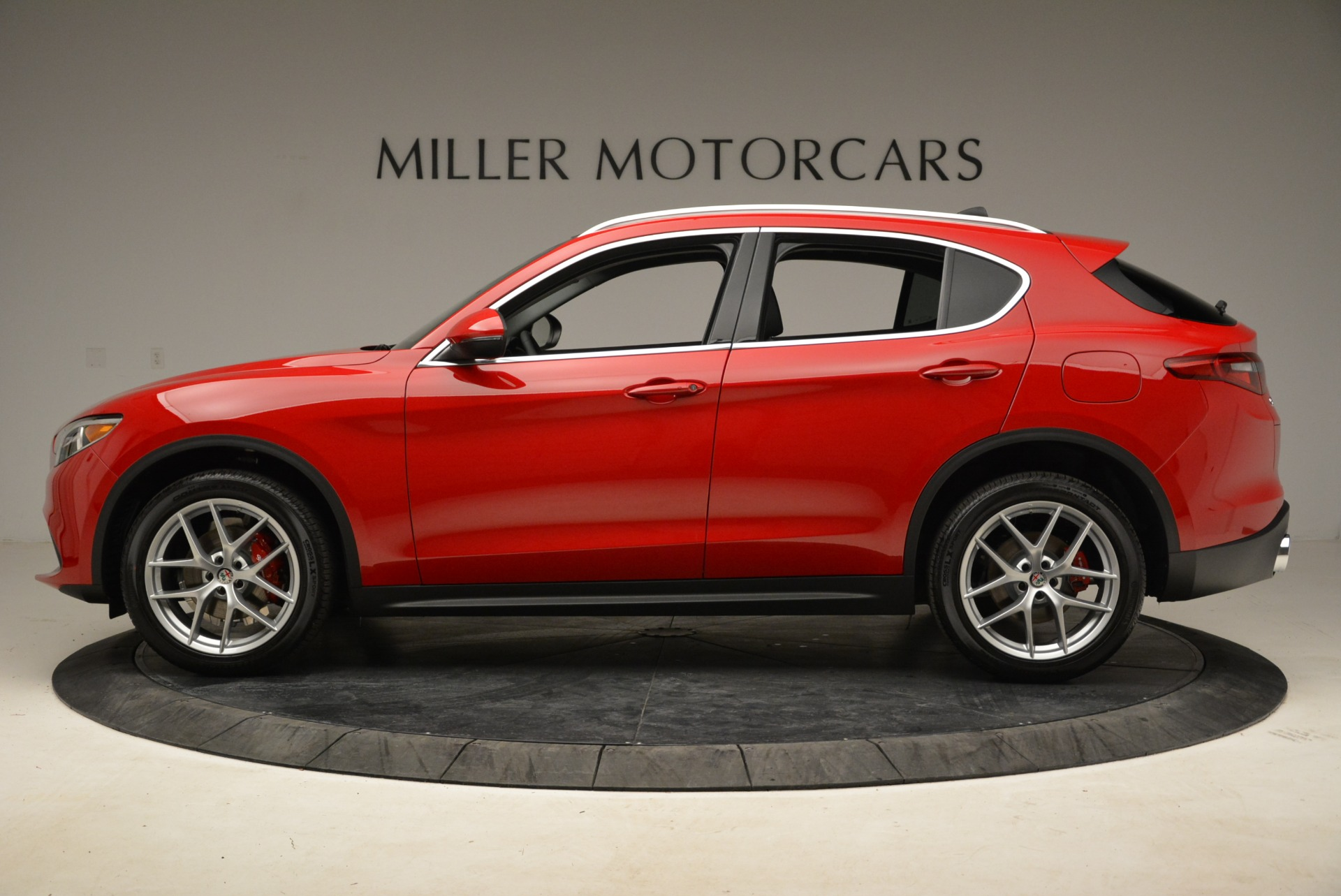 New 2018 Alfa Romeo Stelvio Ti Q4 For Sale In Greenwich, CT 1776_p3