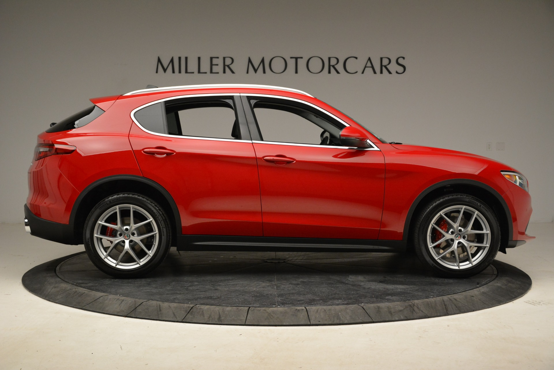 New 2018 Alfa Romeo Stelvio Ti Q4 For Sale In Greenwich, CT 1776_p9