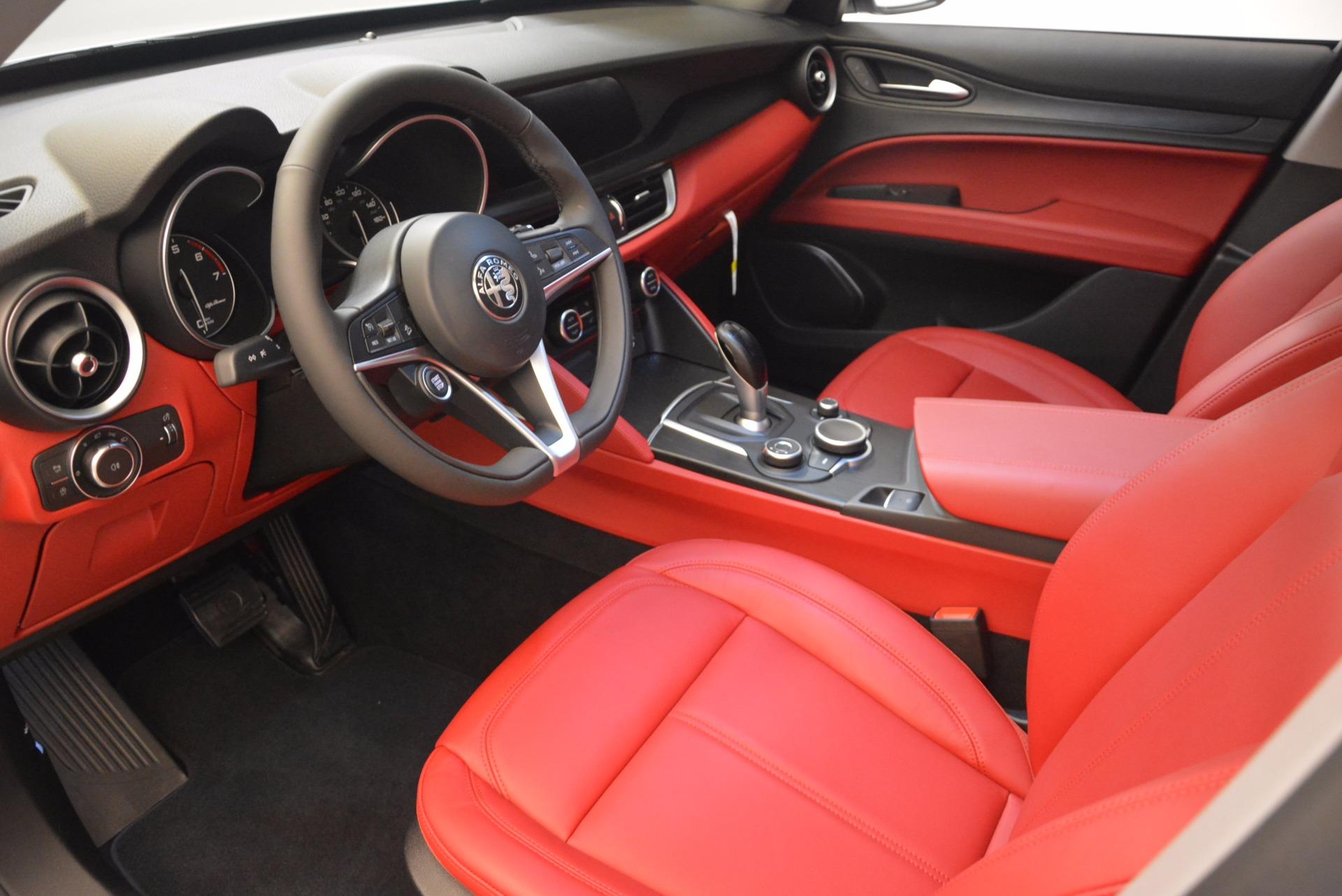 New 2018 Alfa Romeo Stelvio Ti Sport Q4 For Sale In Greenwich, CT 1777_p13