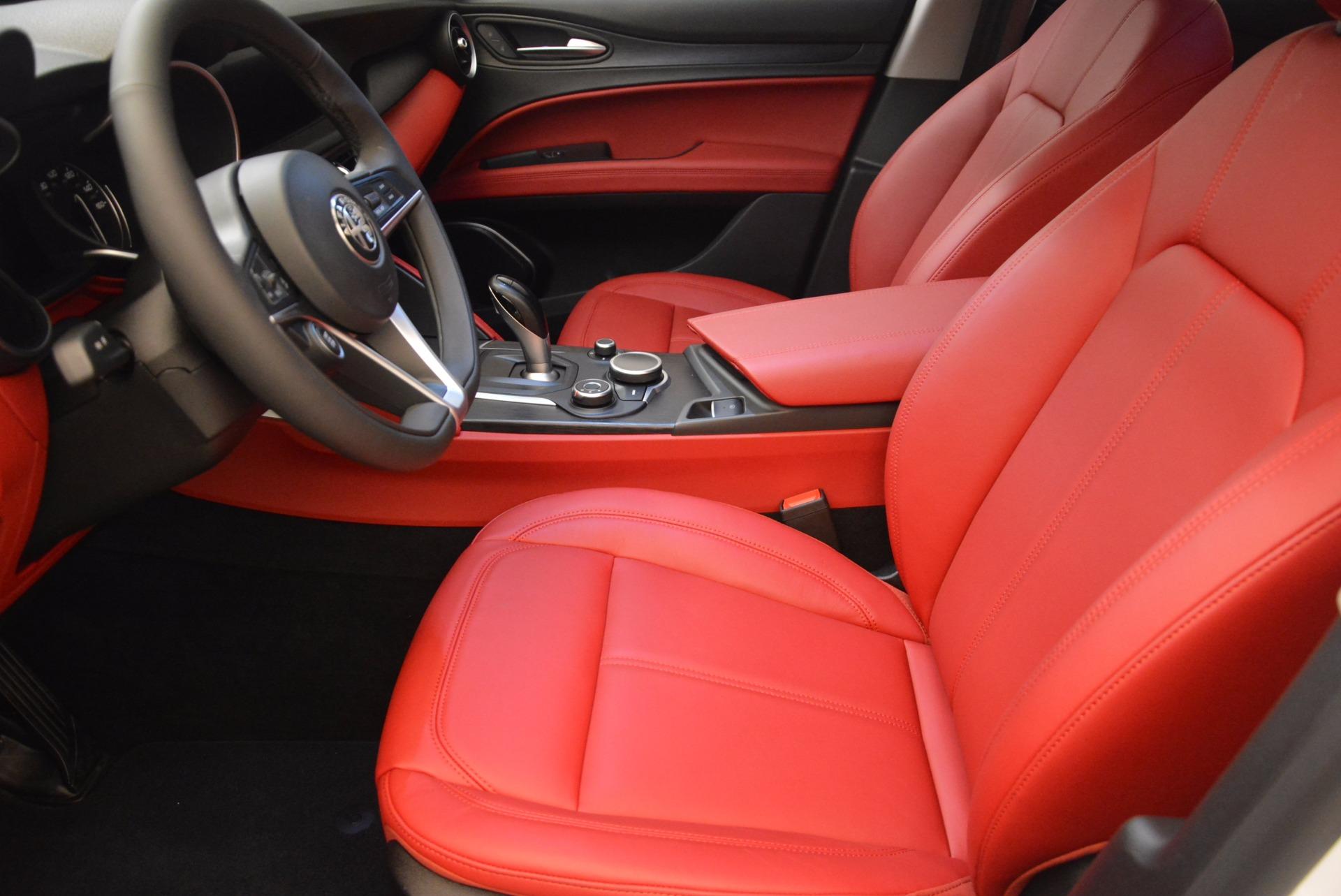 New 2018 Alfa Romeo Stelvio Ti Sport Q4 For Sale In Greenwich, CT 1777_p14