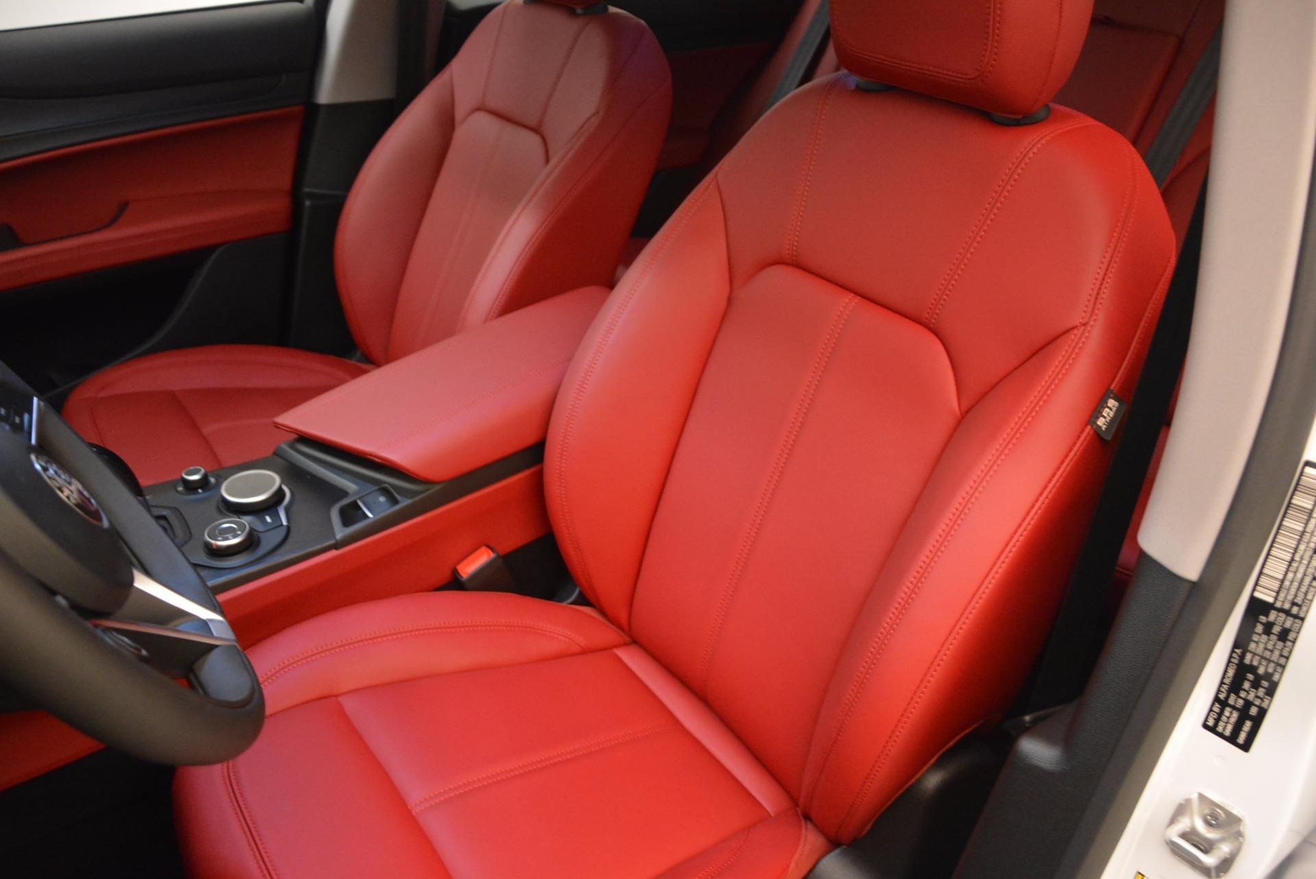New 2018 Alfa Romeo Stelvio Ti Sport Q4 For Sale In Greenwich, CT 1777_p15