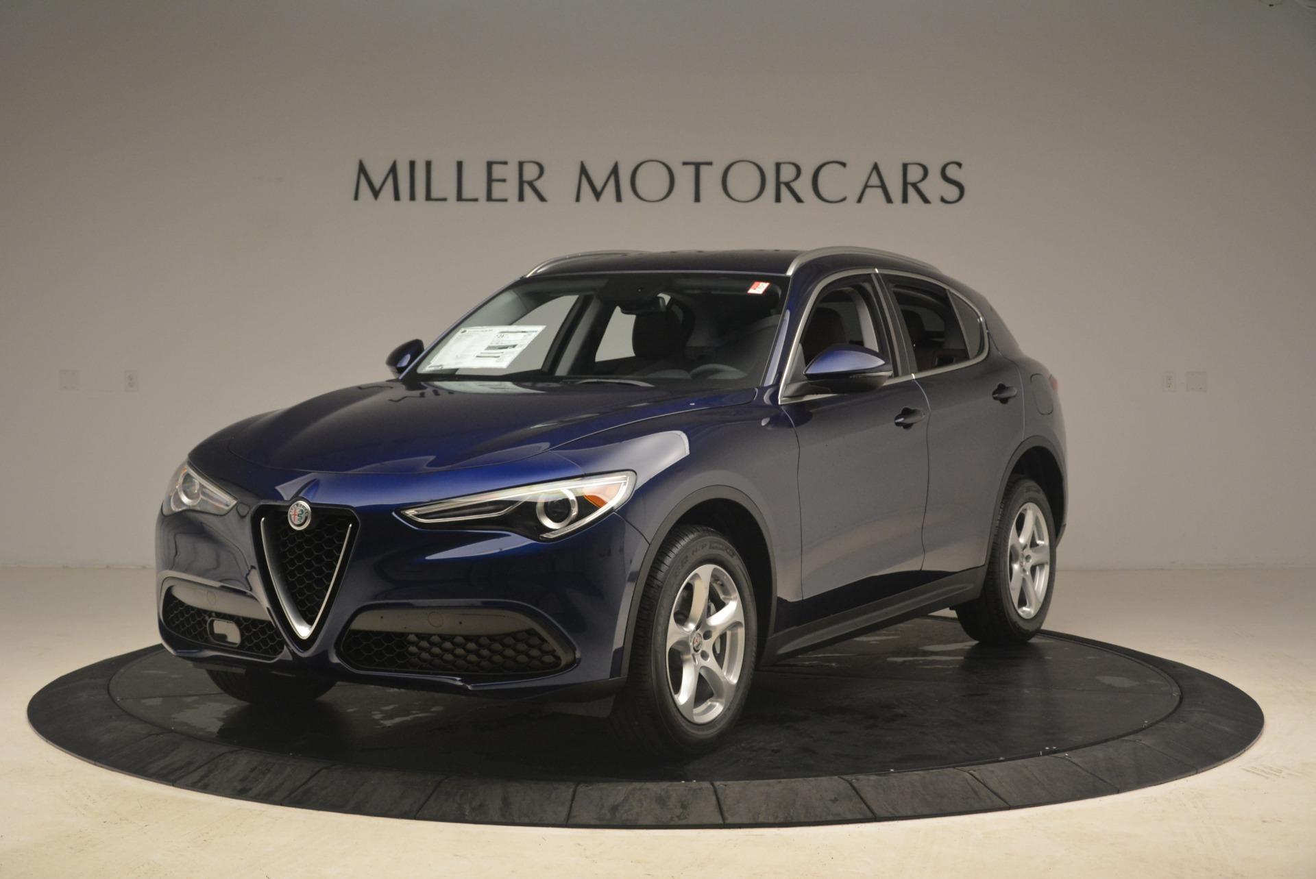 New 2018 Alfa Romeo Stelvio Q4 For Sale In Greenwich, CT 1780_main