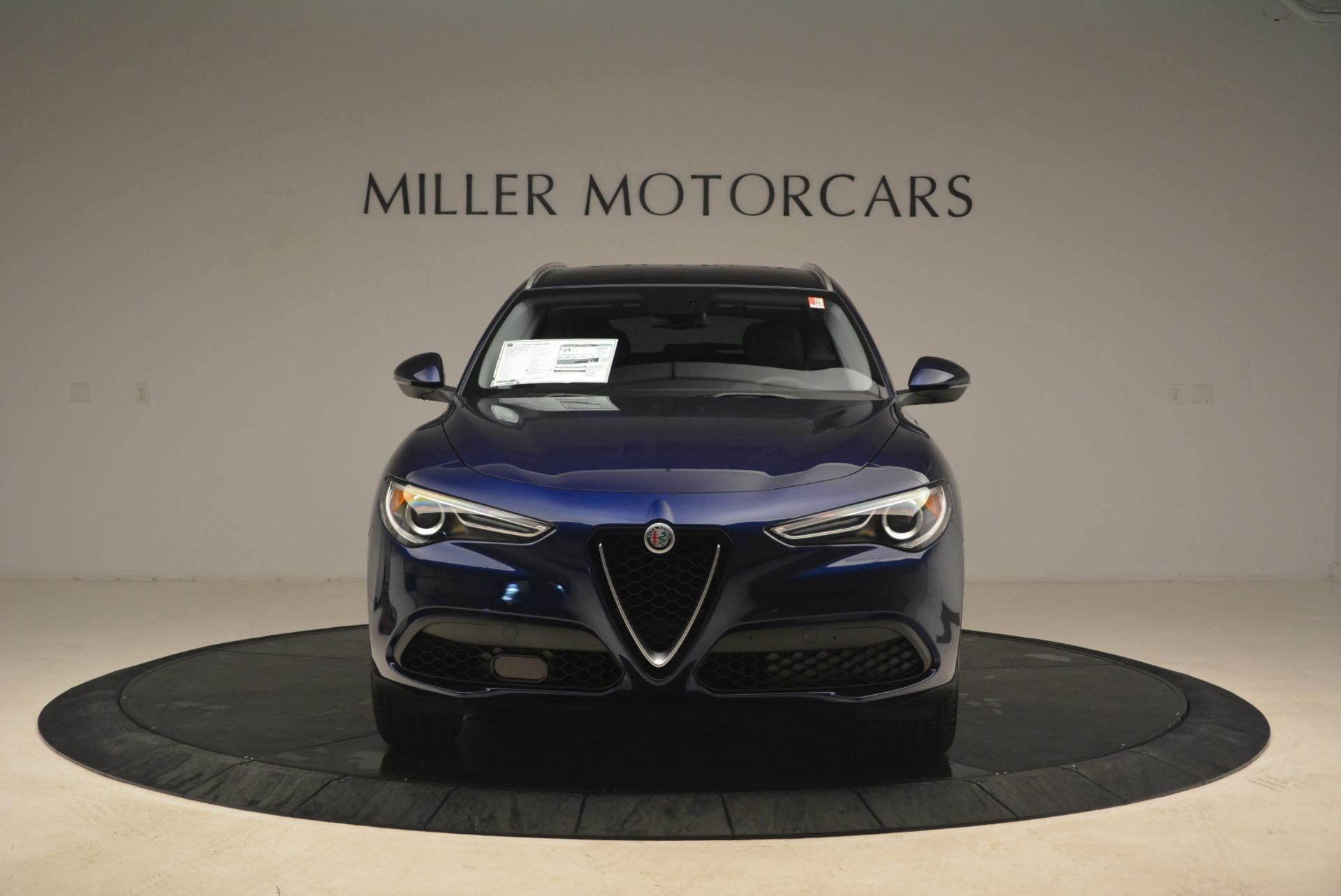 New 2018 Alfa Romeo Stelvio Q4 For Sale In Greenwich, CT 1780_p12