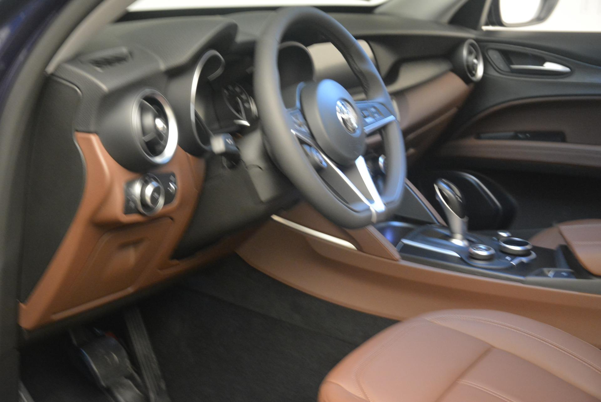 New 2018 Alfa Romeo Stelvio Q4 For Sale In Greenwich, CT 1780_p13