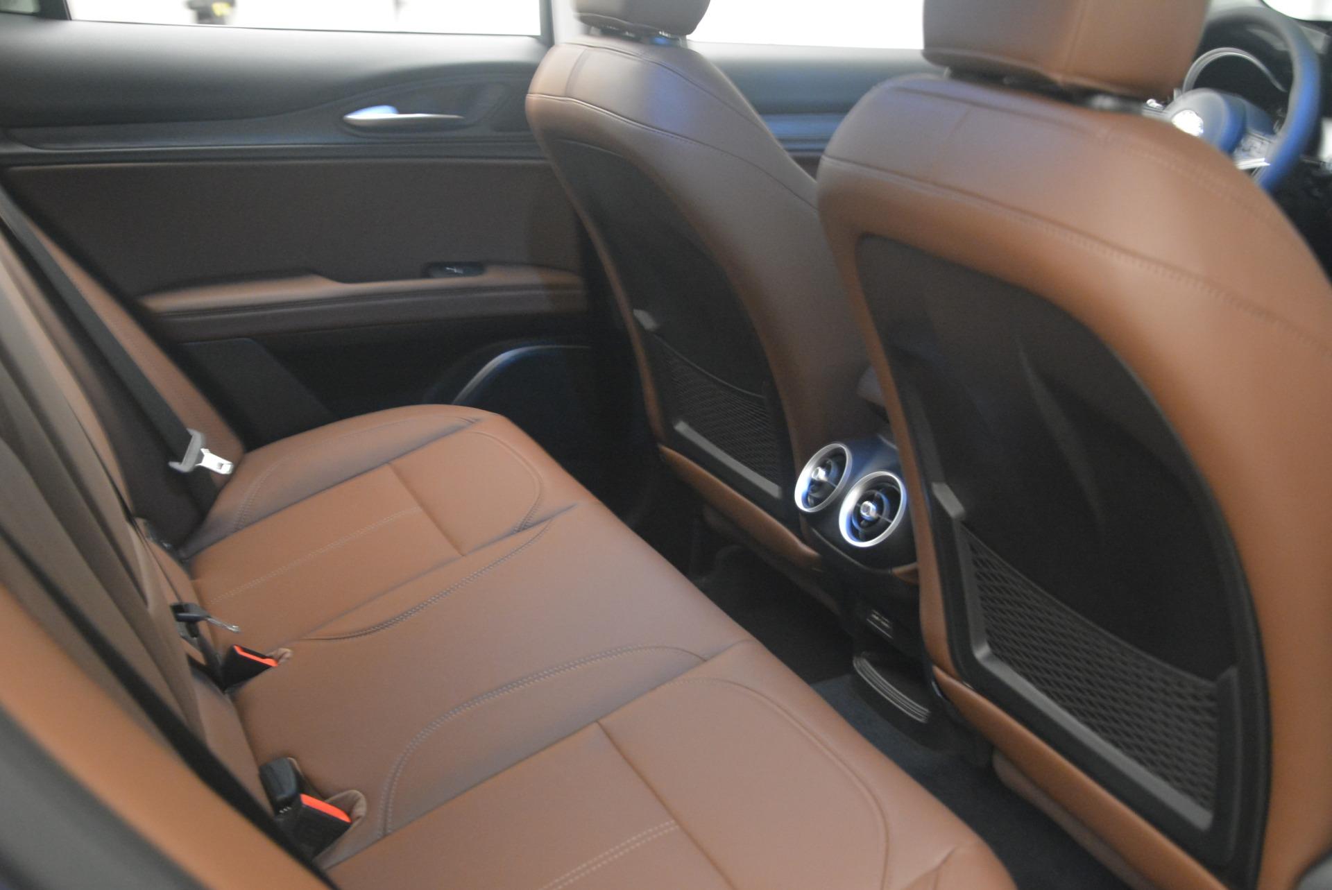 New 2018 Alfa Romeo Stelvio Q4 For Sale In Greenwich, CT 1780_p19