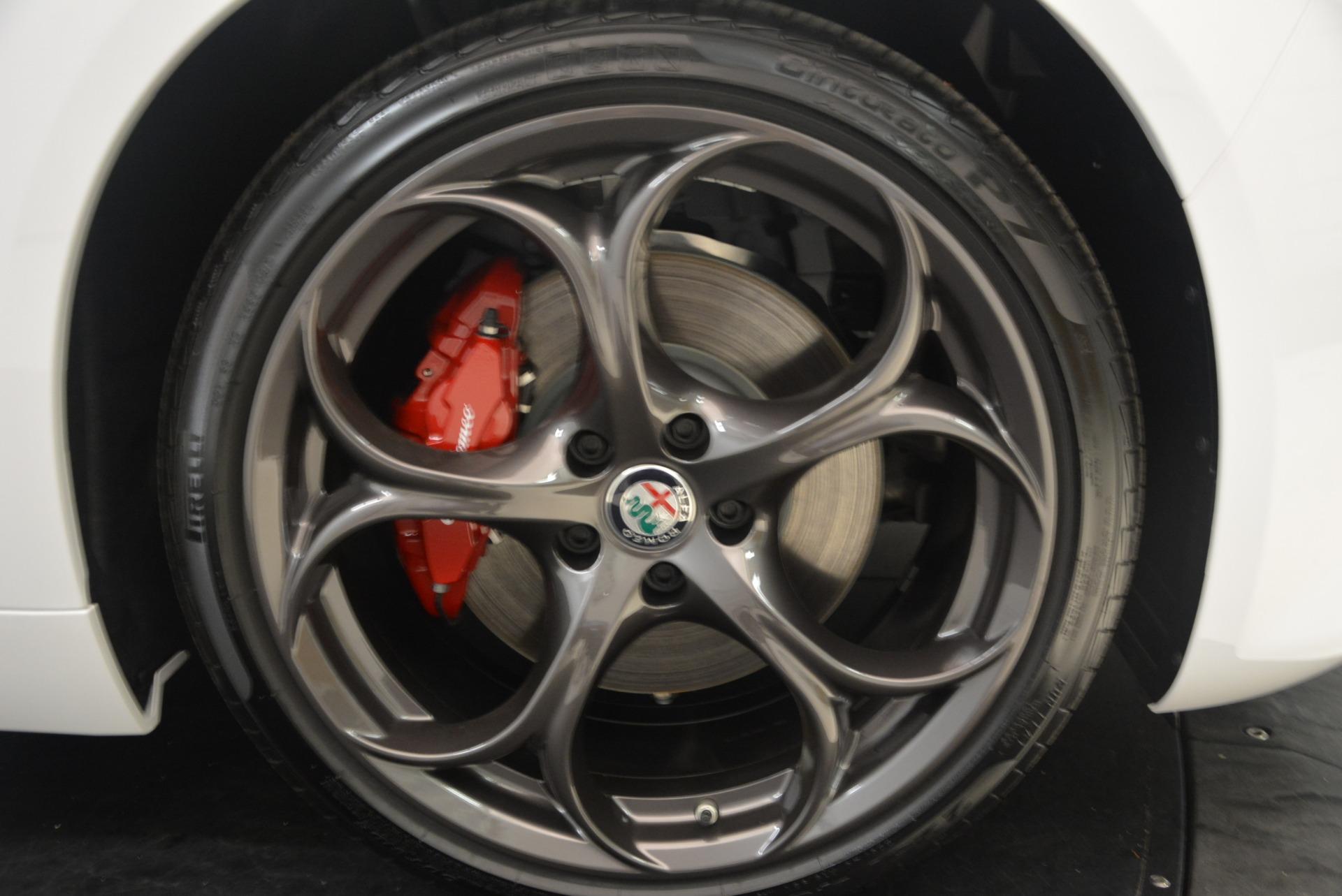 New 2018 Alfa Romeo Giulia Ti Sport Q4 For Sale In Greenwich, CT 1781_p25