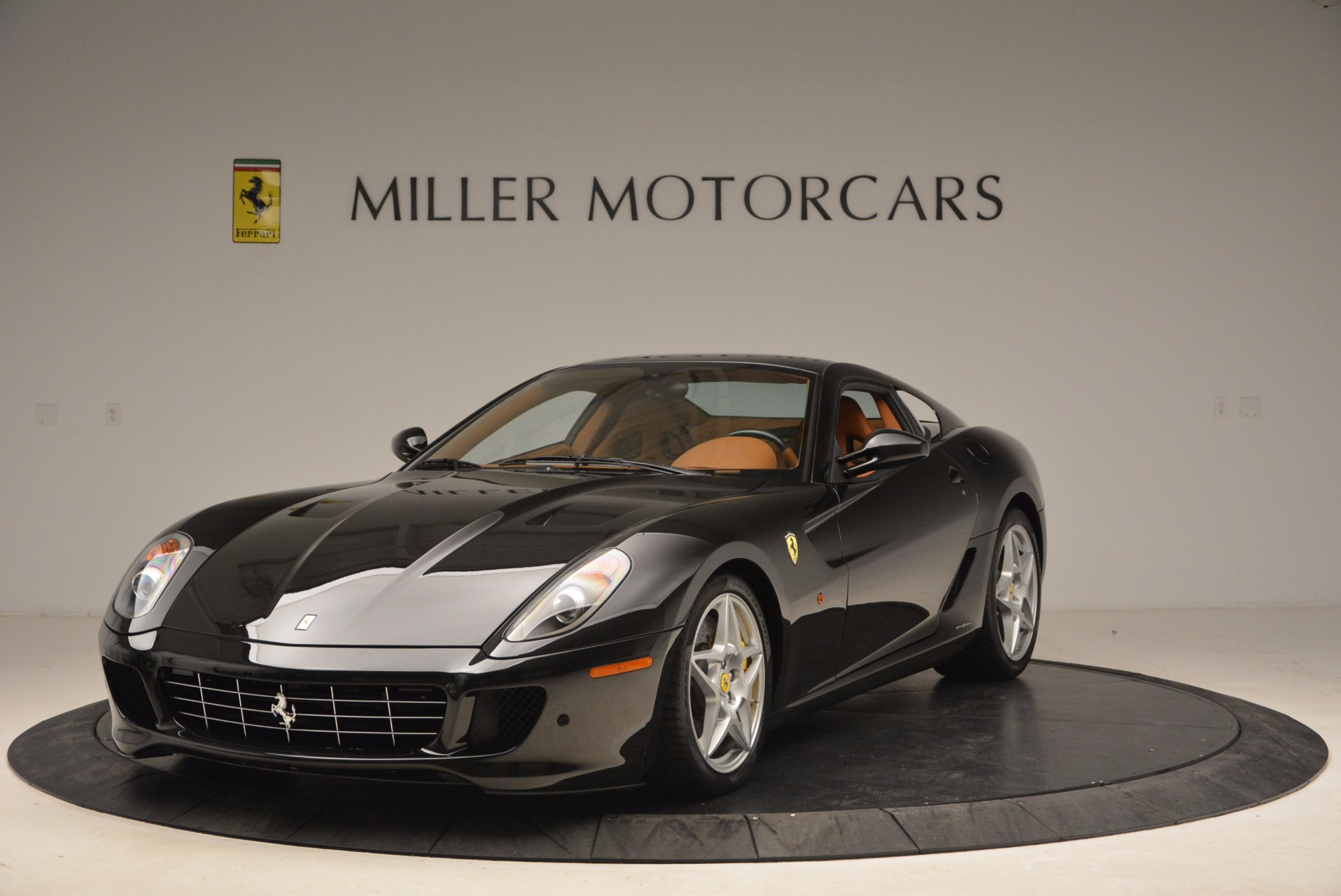 Used 2008 Ferrari 599 GTB Fiorano  For Sale In Greenwich, CT 1785_main