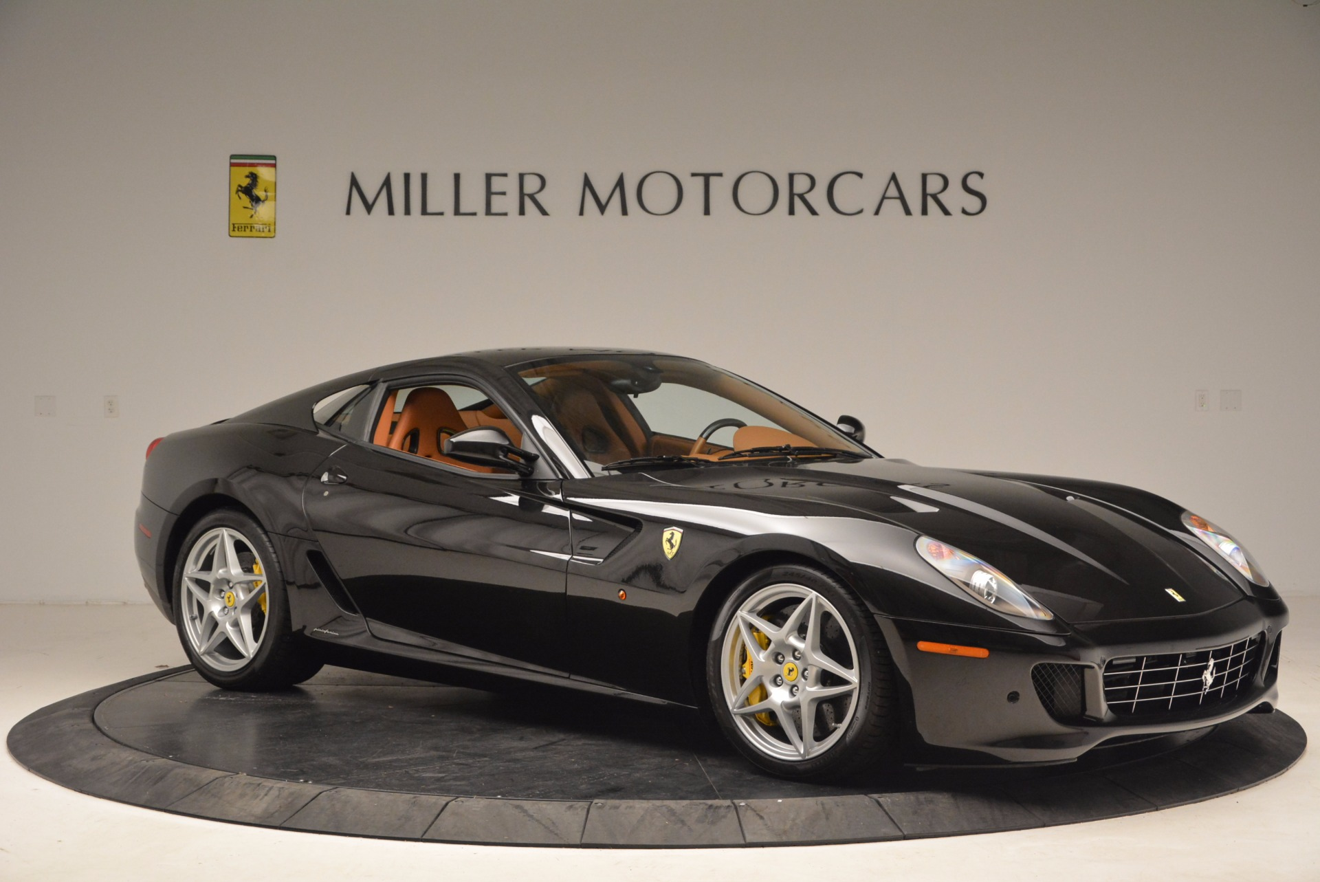 Used 2008 Ferrari 599 GTB Fiorano  For Sale In Greenwich, CT 1785_p10