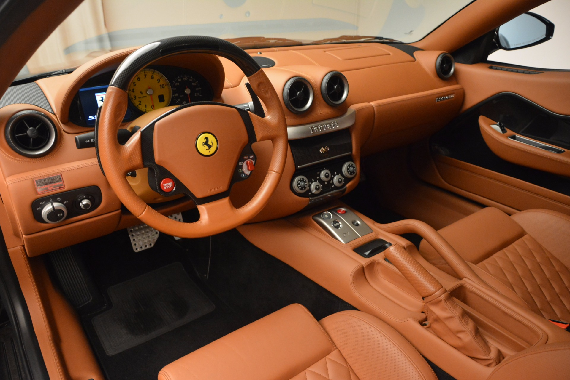Used 2008 Ferrari 599 GTB Fiorano  For Sale In Greenwich, CT 1785_p13