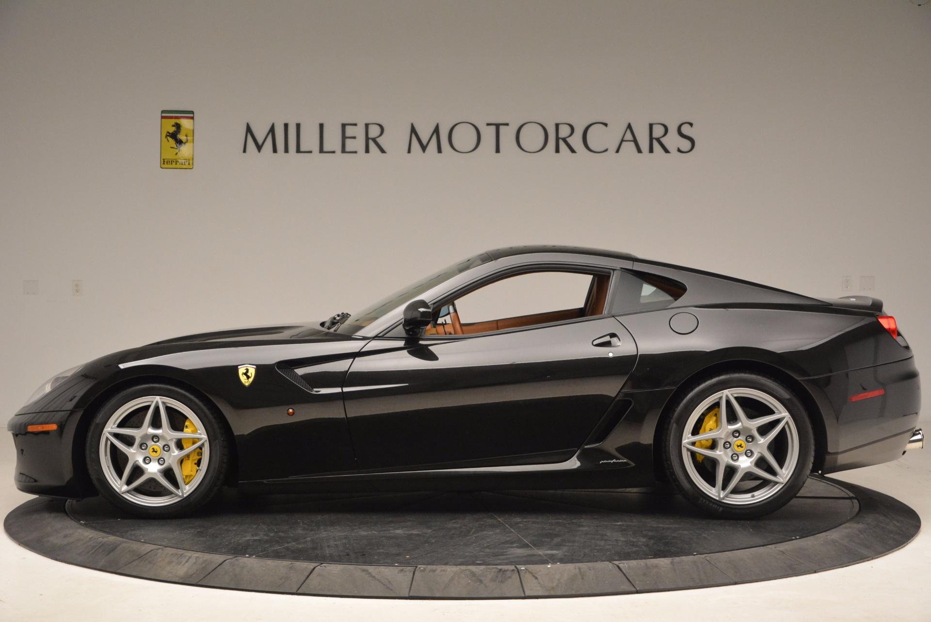 Used 2008 Ferrari 599 GTB Fiorano  For Sale In Greenwich, CT 1785_p3