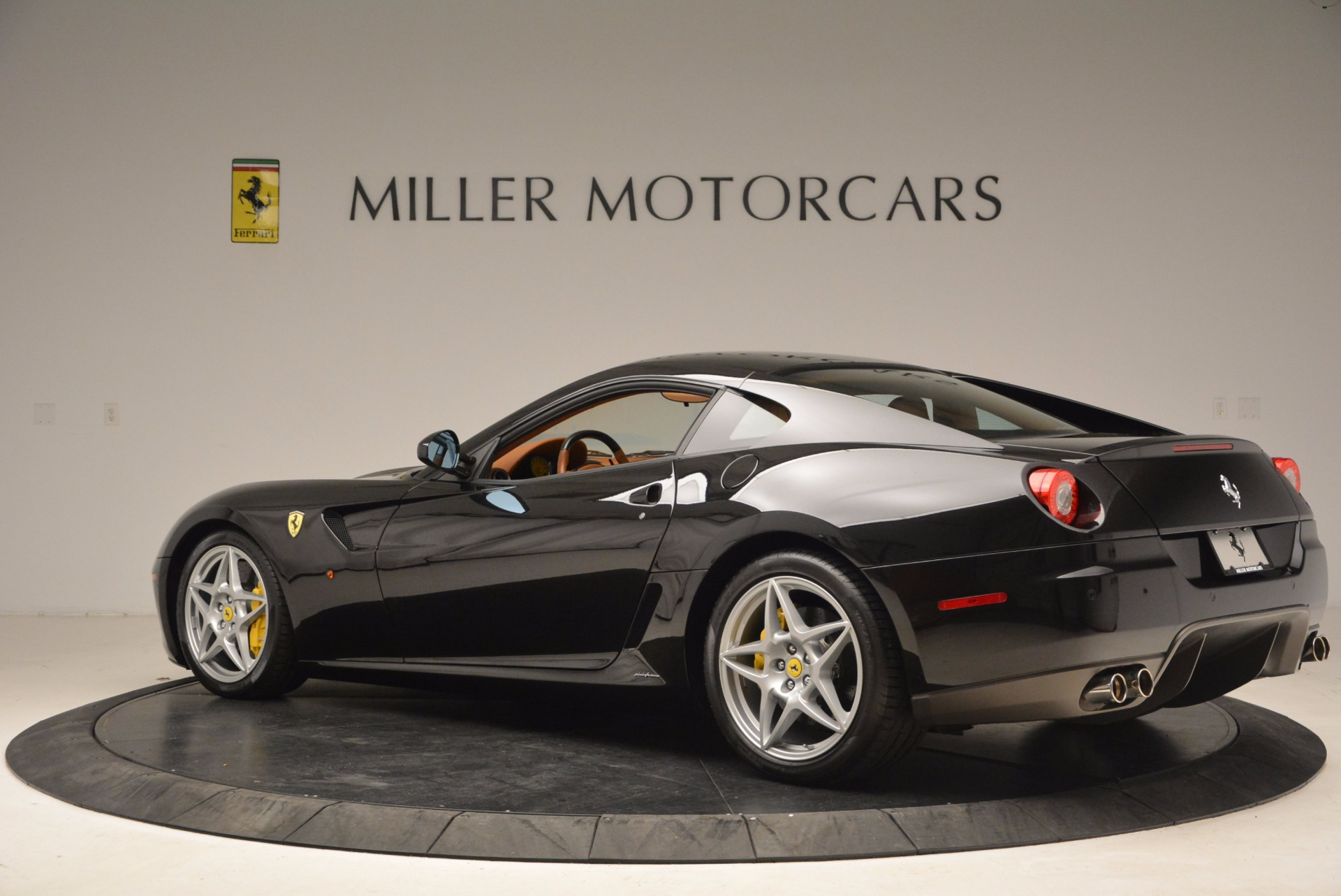 Used 2008 Ferrari 599 GTB Fiorano  For Sale In Greenwich, CT 1785_p4