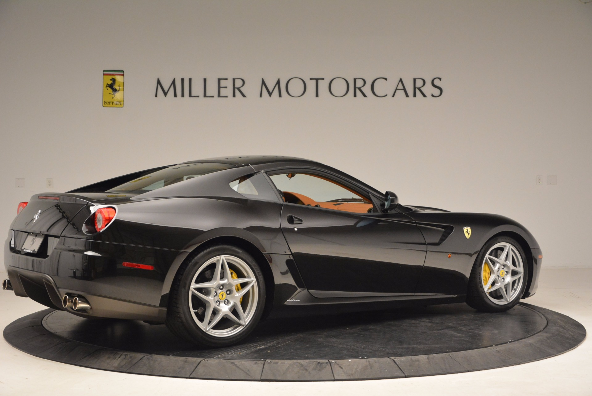 Used 2008 Ferrari 599 GTB Fiorano  For Sale In Greenwich, CT 1785_p8