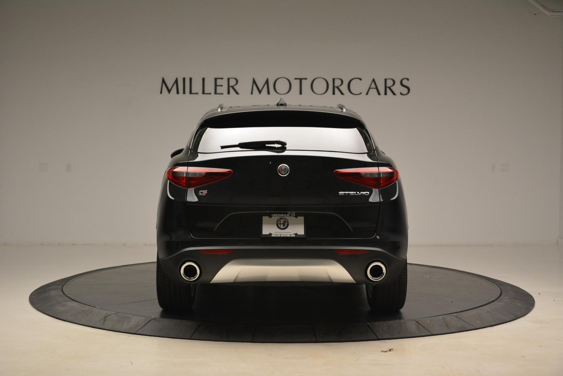 New 2018 Alfa Romeo Stelvio Ti Sport Q4 For Sale In Greenwich, CT 1789_p6