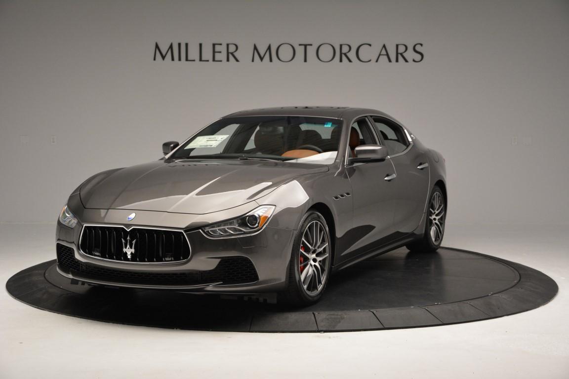 New 2016 Maserati Ghibli S Q4 For Sale In Greenwich, CT 179_main