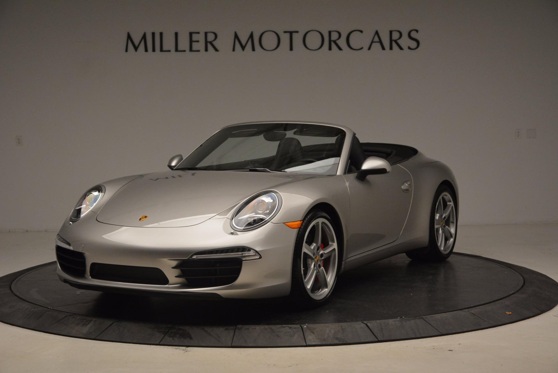 Used 2012 Porsche 911 Carrera S For Sale In Greenwich, CT 1790_main
