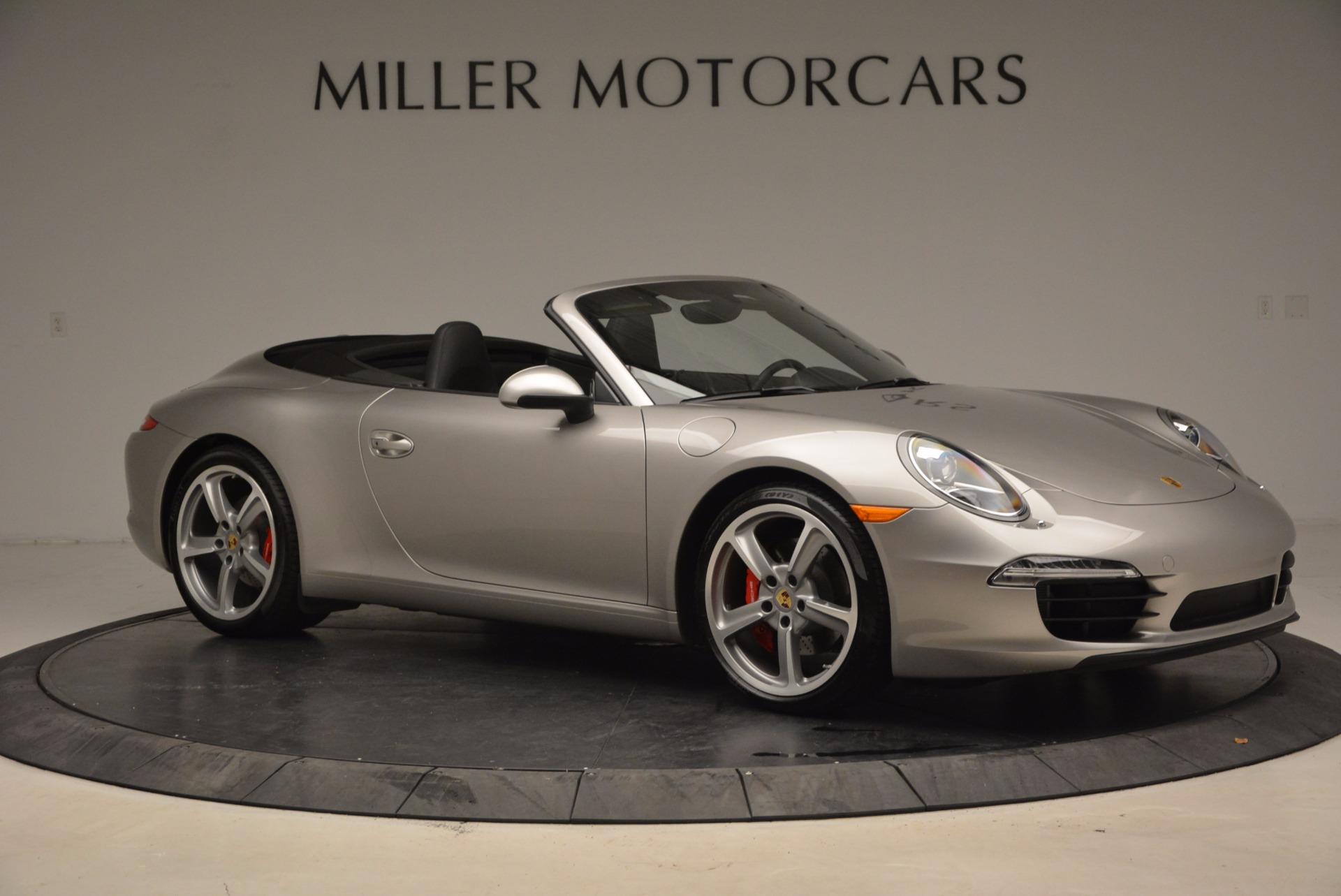Used 2012 Porsche 911 Carrera S For Sale In Greenwich, CT 1790_p12