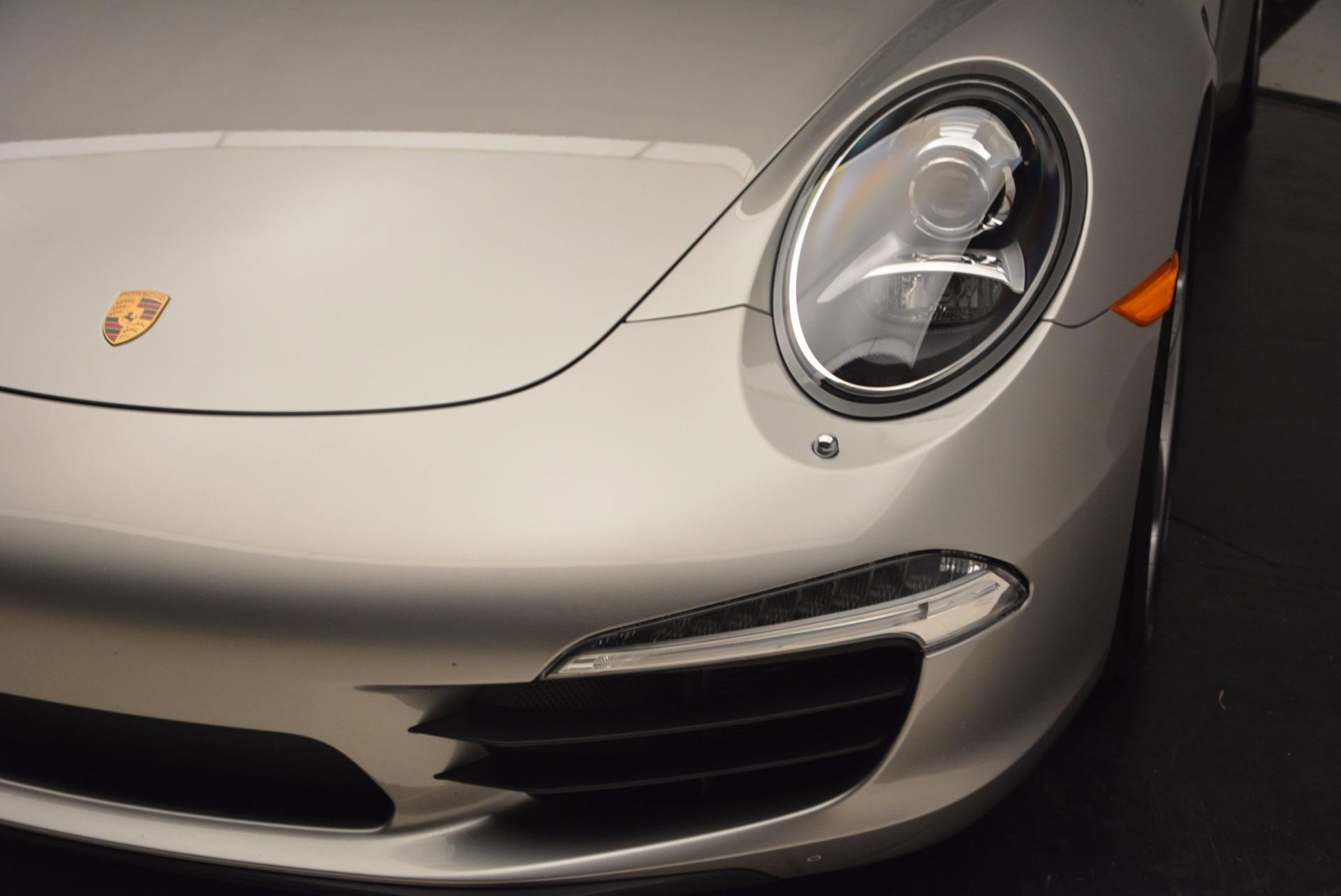Used 2012 Porsche 911 Carrera S For Sale In Greenwich, CT 1790_p15
