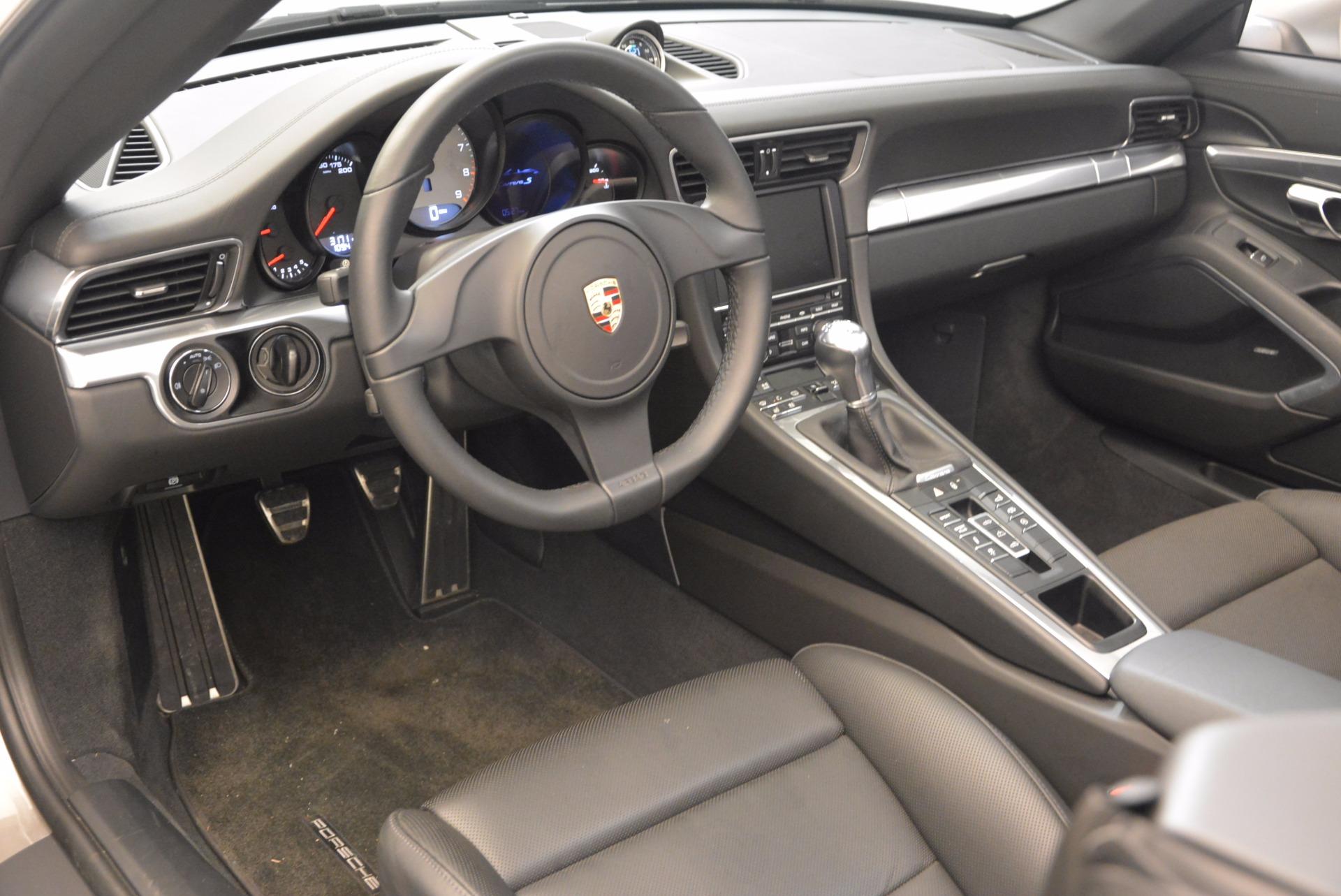 Used 2012 Porsche 911 Carrera S For Sale In Greenwich, CT 1790_p19