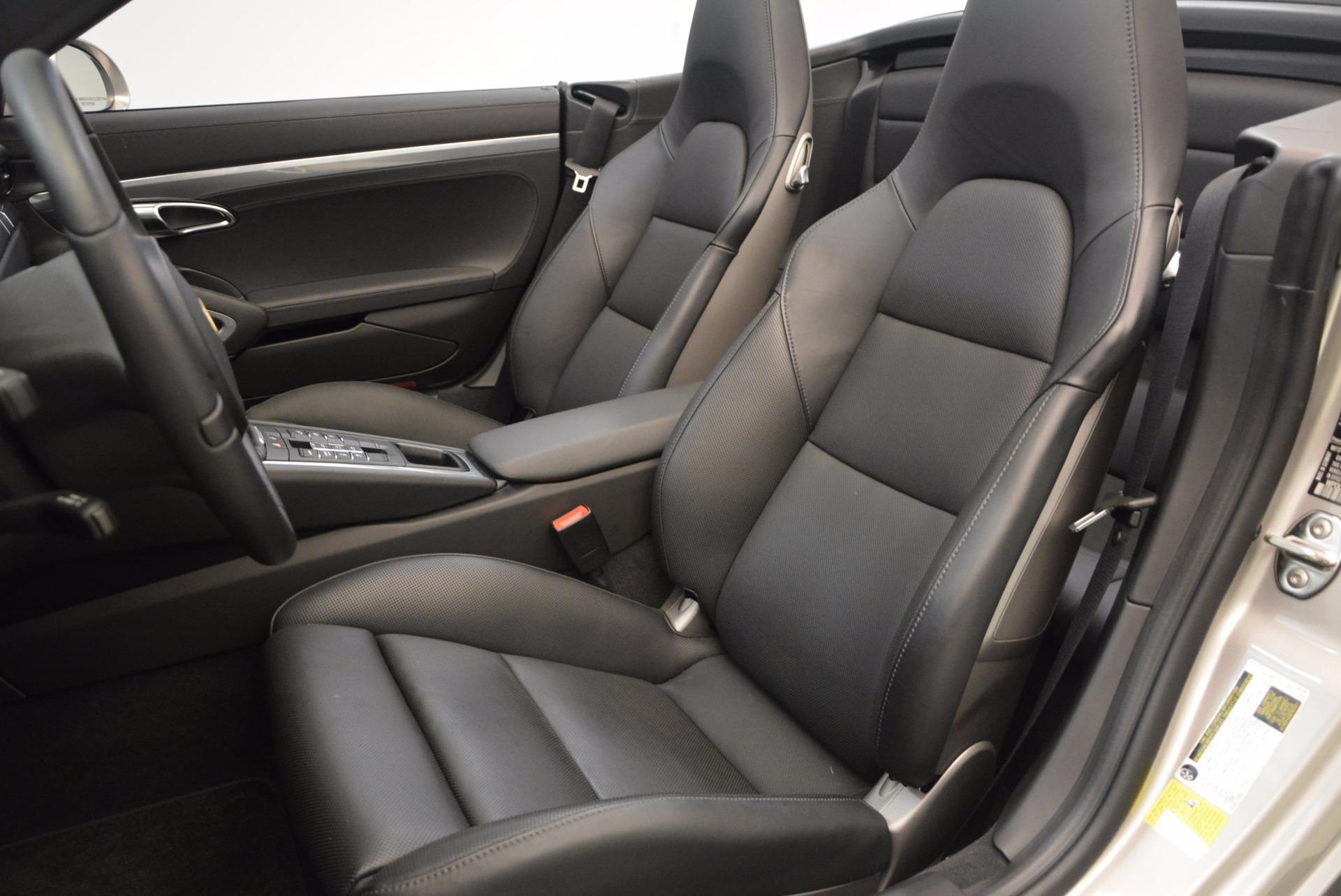 Used 2012 Porsche 911 Carrera S For Sale In Greenwich, CT 1790_p23