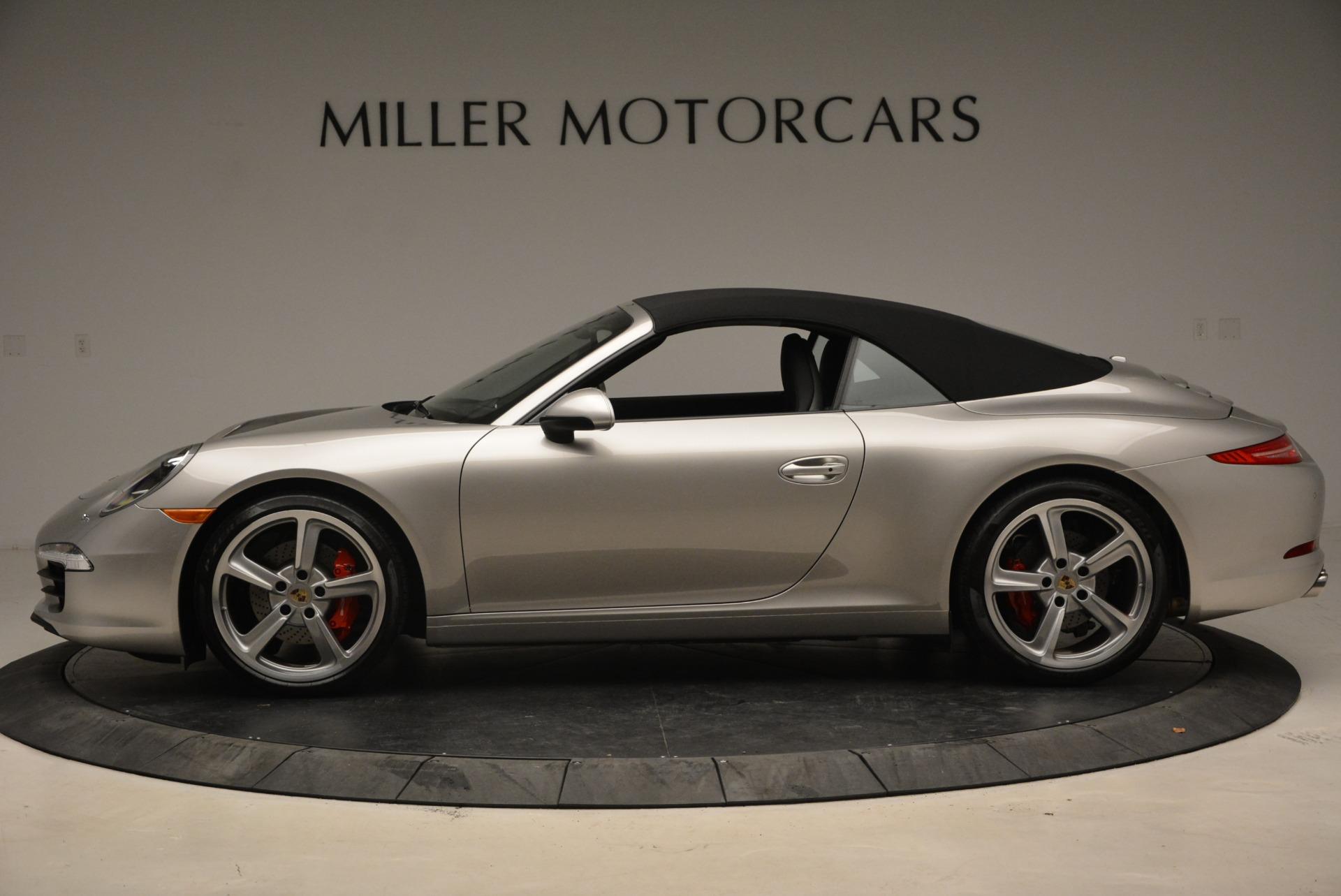 Used 2012 Porsche 911 Carrera S For Sale In Greenwich, CT 1790_p2