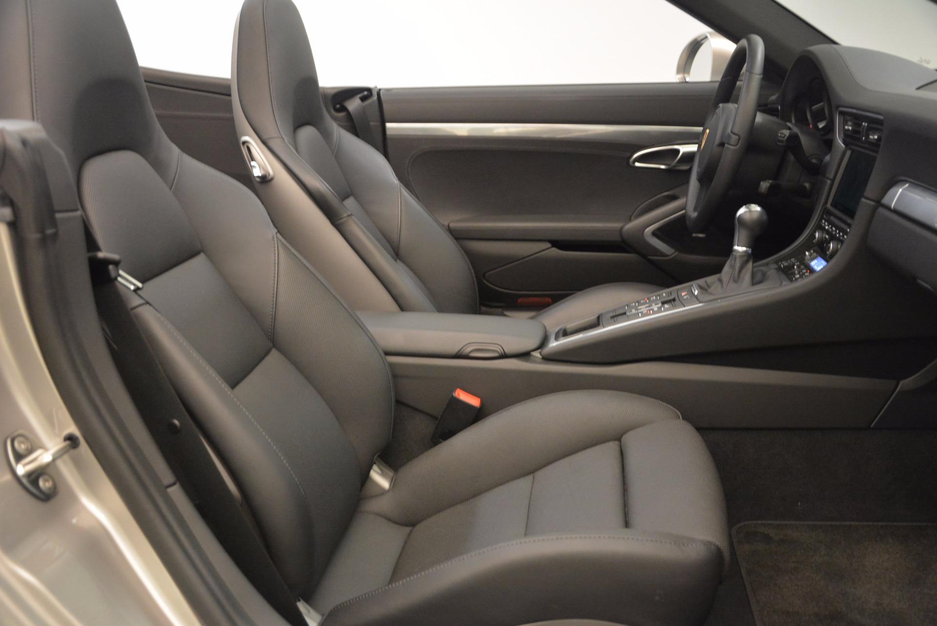 Used 2012 Porsche 911 Carrera S For Sale In Greenwich, CT 1790_p30