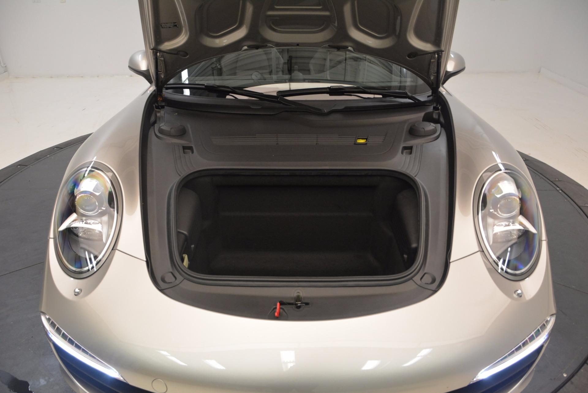 Used 2012 Porsche 911 Carrera S For Sale In Greenwich, CT 1790_p33
