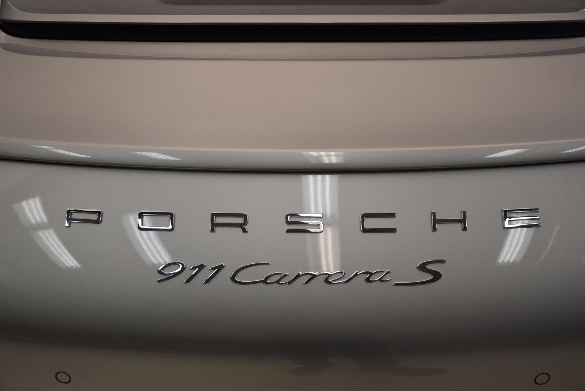 Used 2012 Porsche 911 Carrera S For Sale In Greenwich, CT 1790_p34