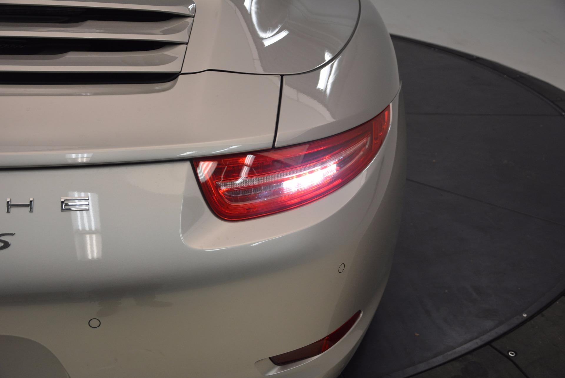 Used 2012 Porsche 911 Carrera S For Sale In Greenwich, CT 1790_p35
