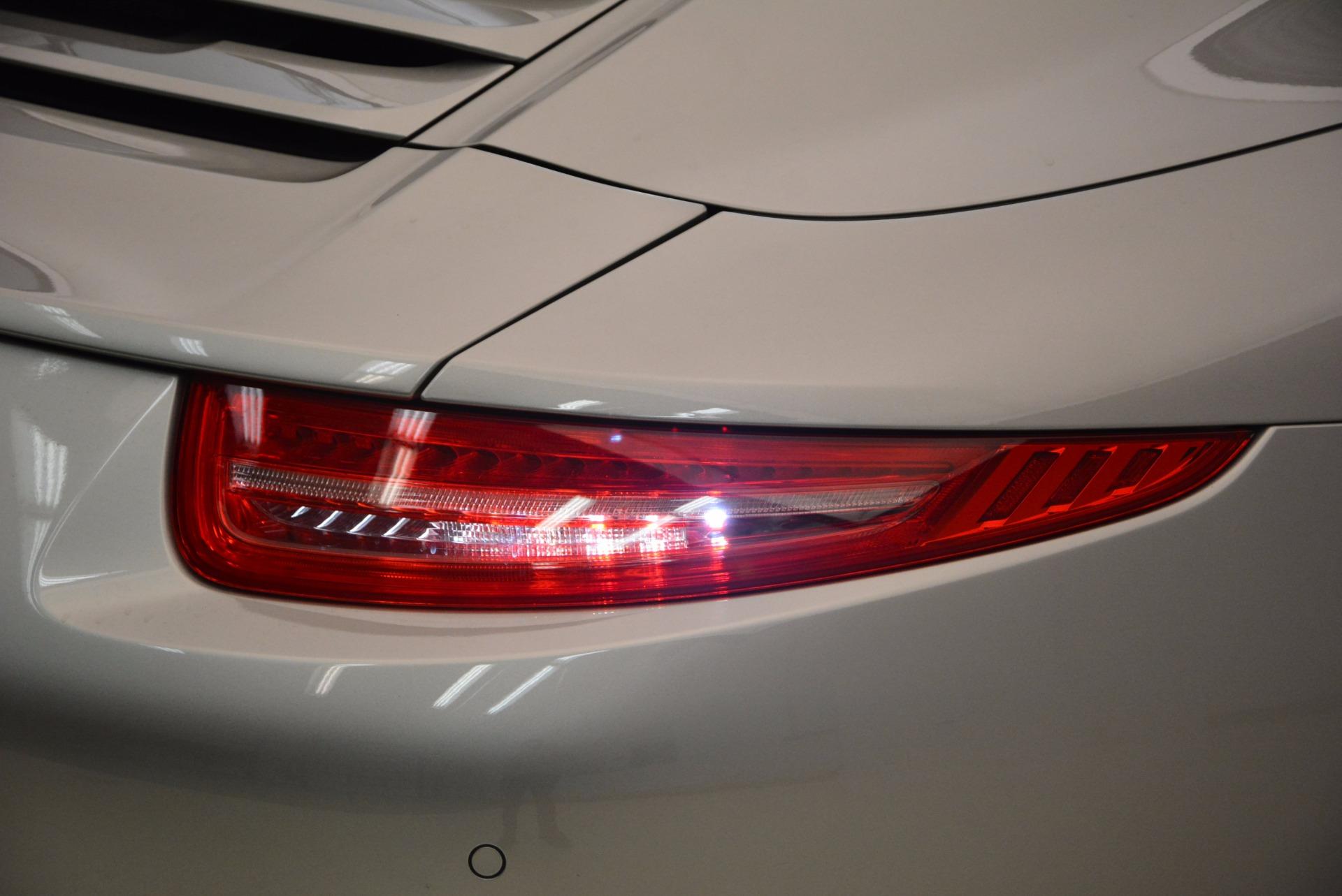 Used 2012 Porsche 911 Carrera S For Sale In Greenwich, CT 1790_p37