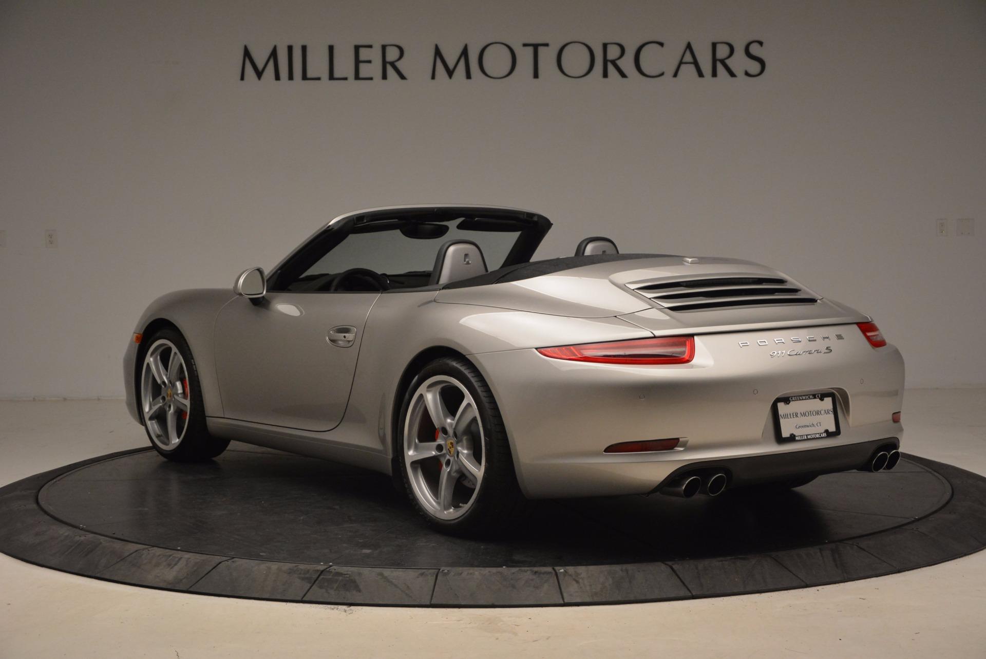 Used 2012 Porsche 911 Carrera S For Sale In Greenwich, CT 1790_p44
