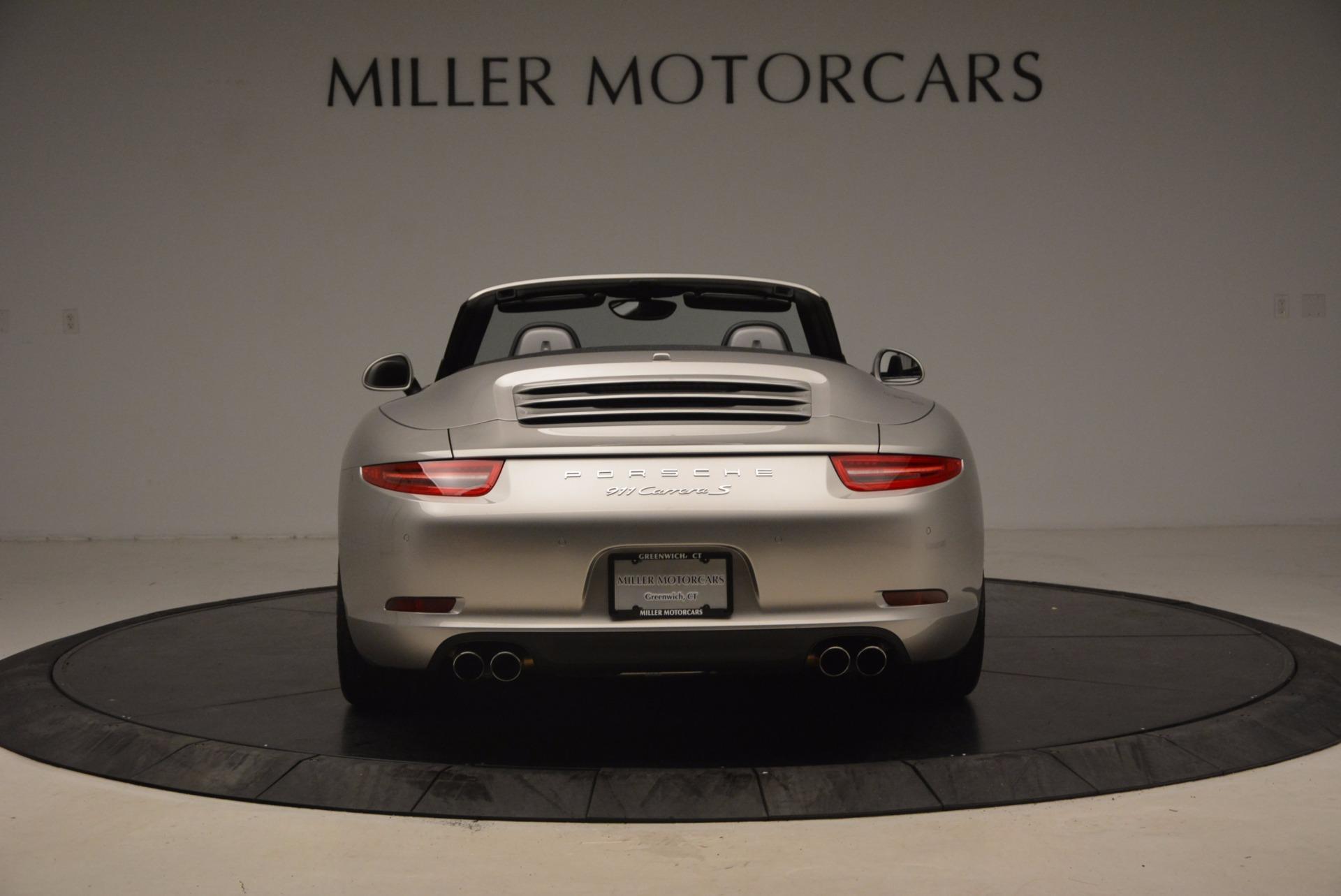Used 2012 Porsche 911 Carrera S For Sale In Greenwich, CT 1790_p45