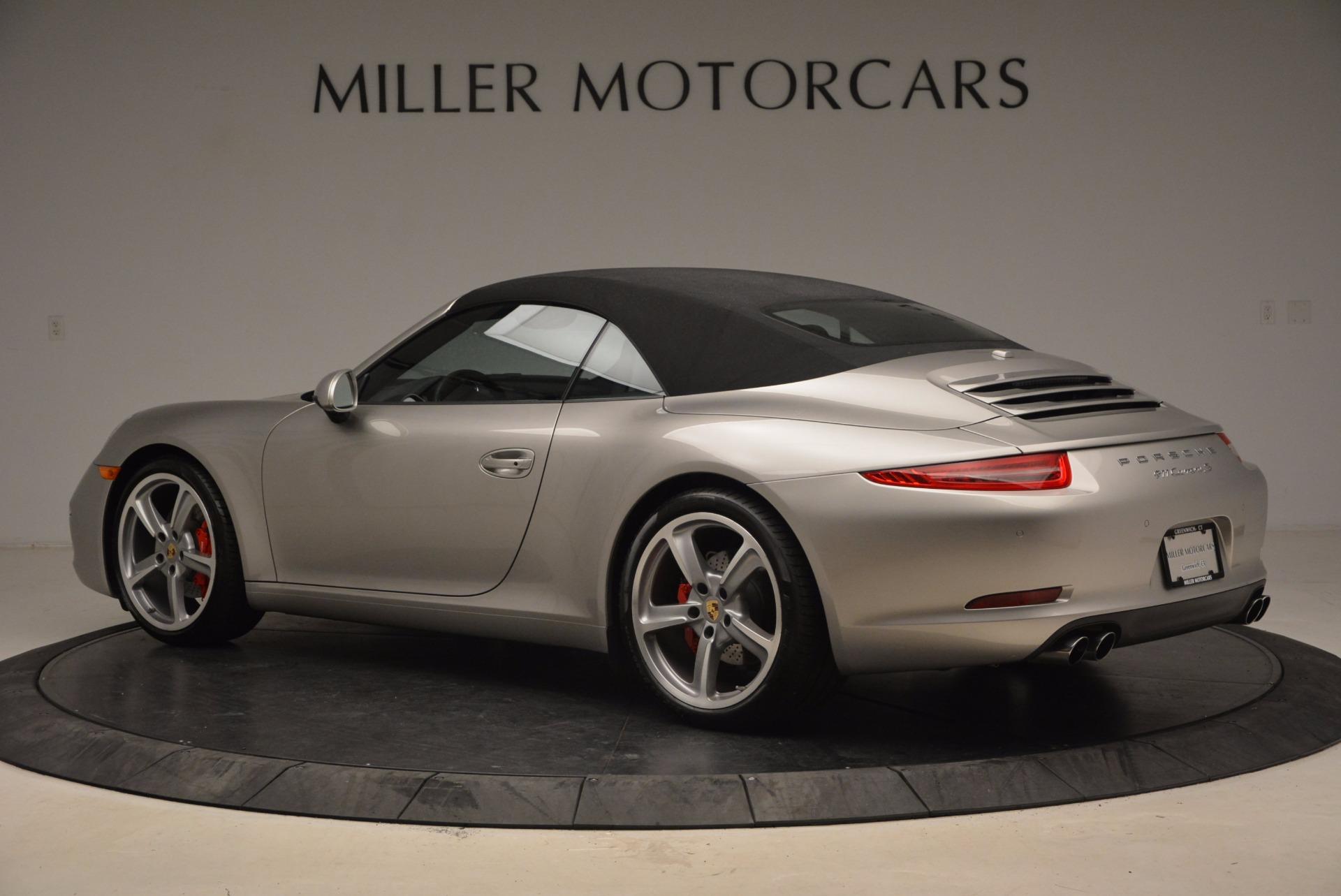 Used 2012 Porsche 911 Carrera S For Sale In Greenwich, CT 1790_p47