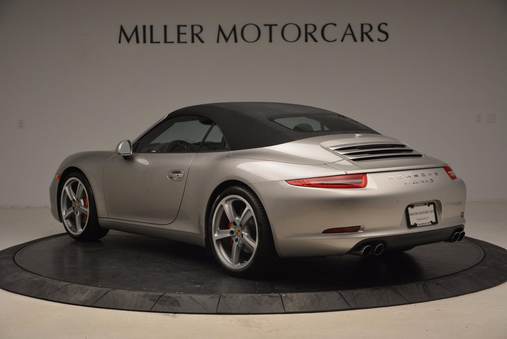 Used 2012 Porsche 911 Carrera S For Sale In Greenwich, CT 1790_p48