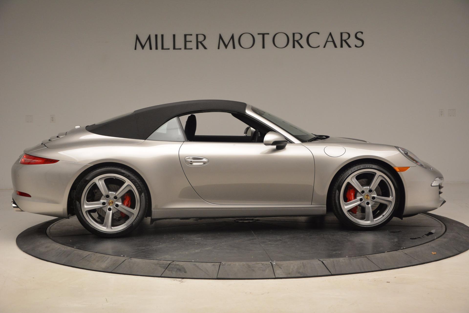 Used 2012 Porsche 911 Carrera S For Sale In Greenwich, CT 1790_p4