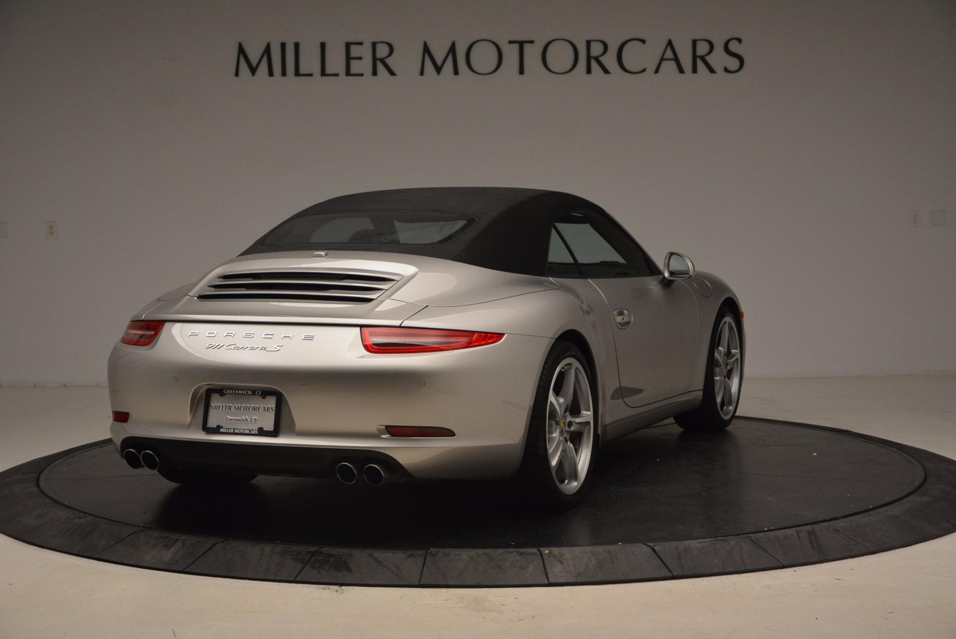 Used 2012 Porsche 911 Carrera S For Sale In Greenwich, CT 1790_p50