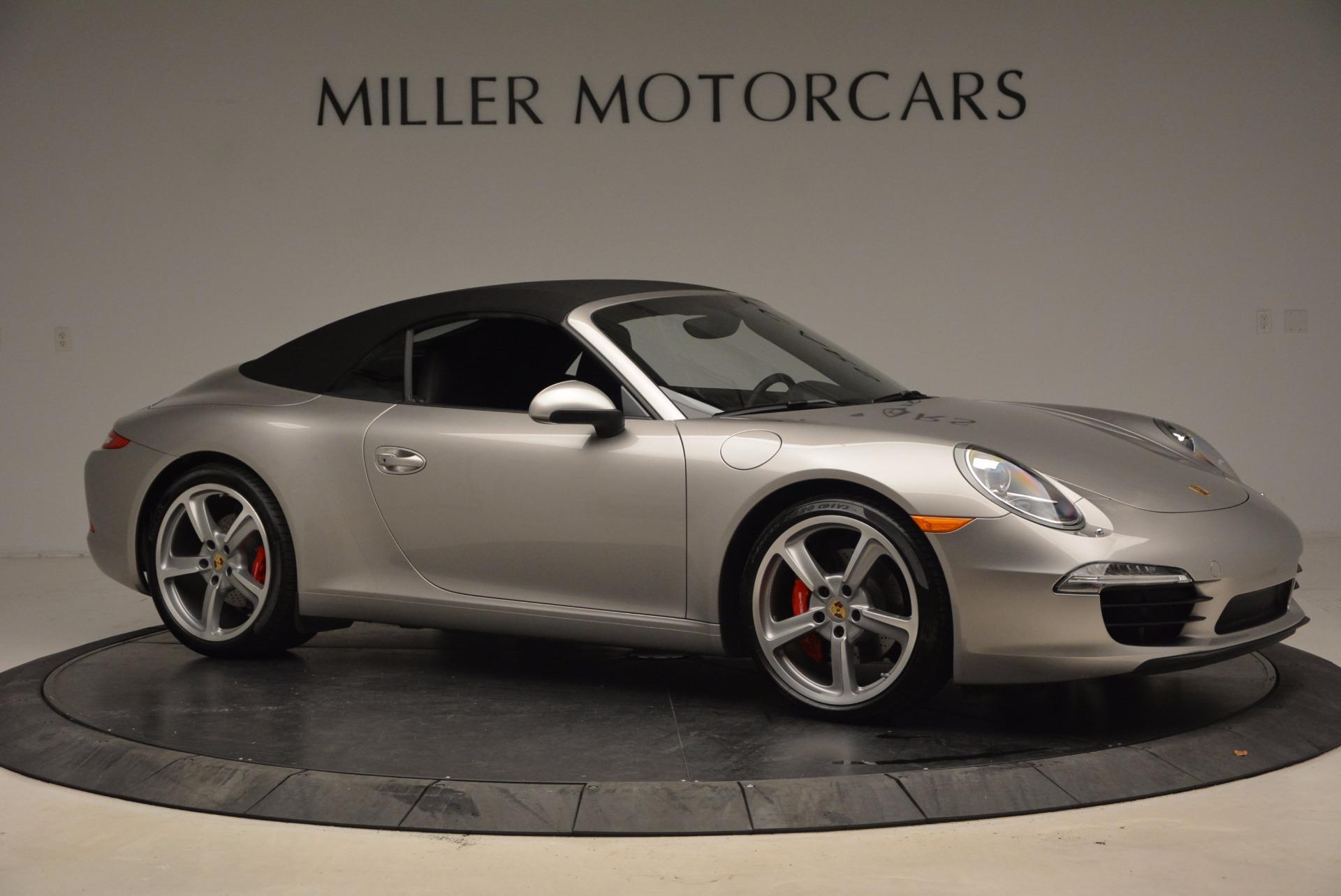 Used 2012 Porsche 911 Carrera S For Sale In Greenwich, CT 1790_p5