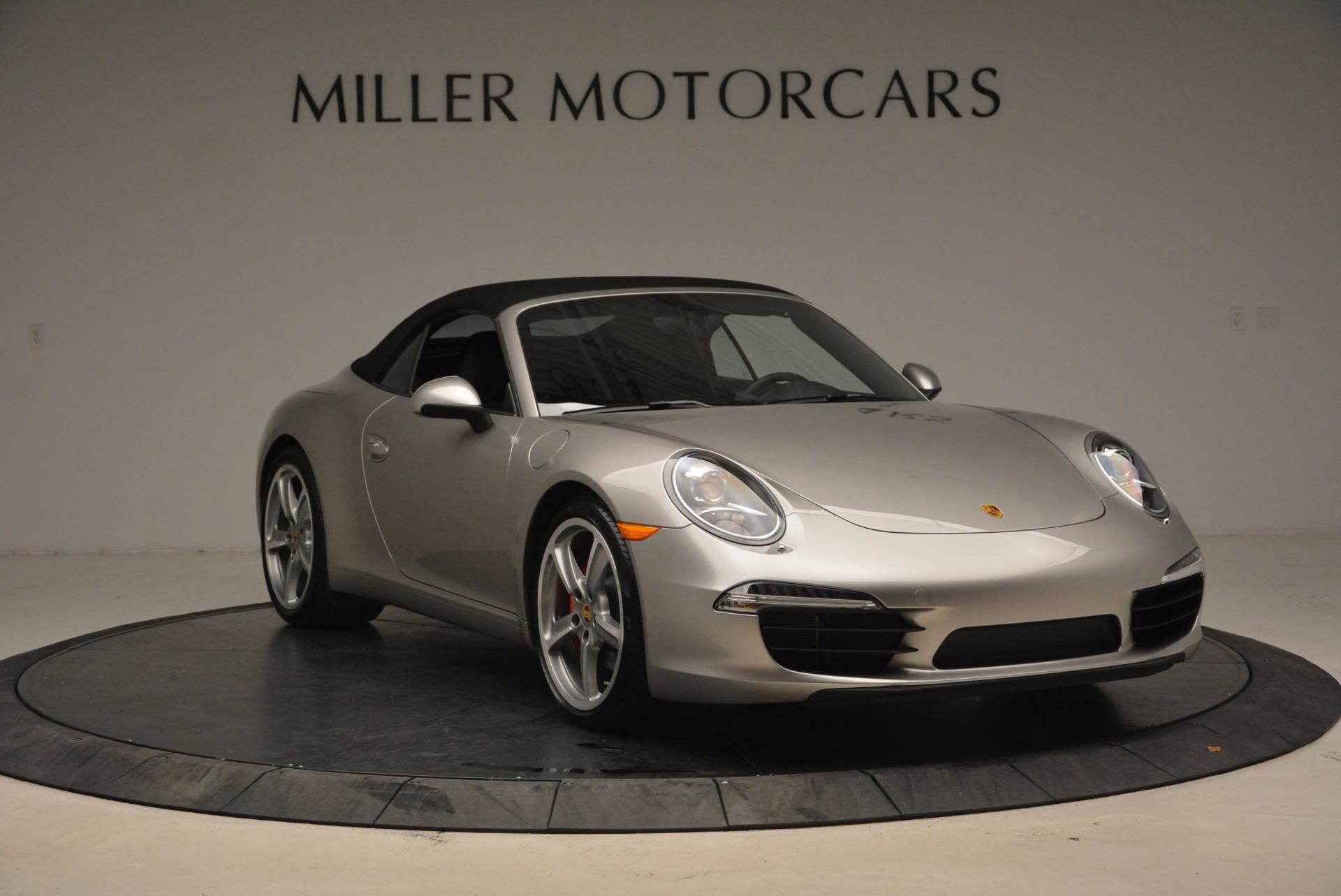 Used 2012 Porsche 911 Carrera S For Sale In Greenwich, CT 1790_p6