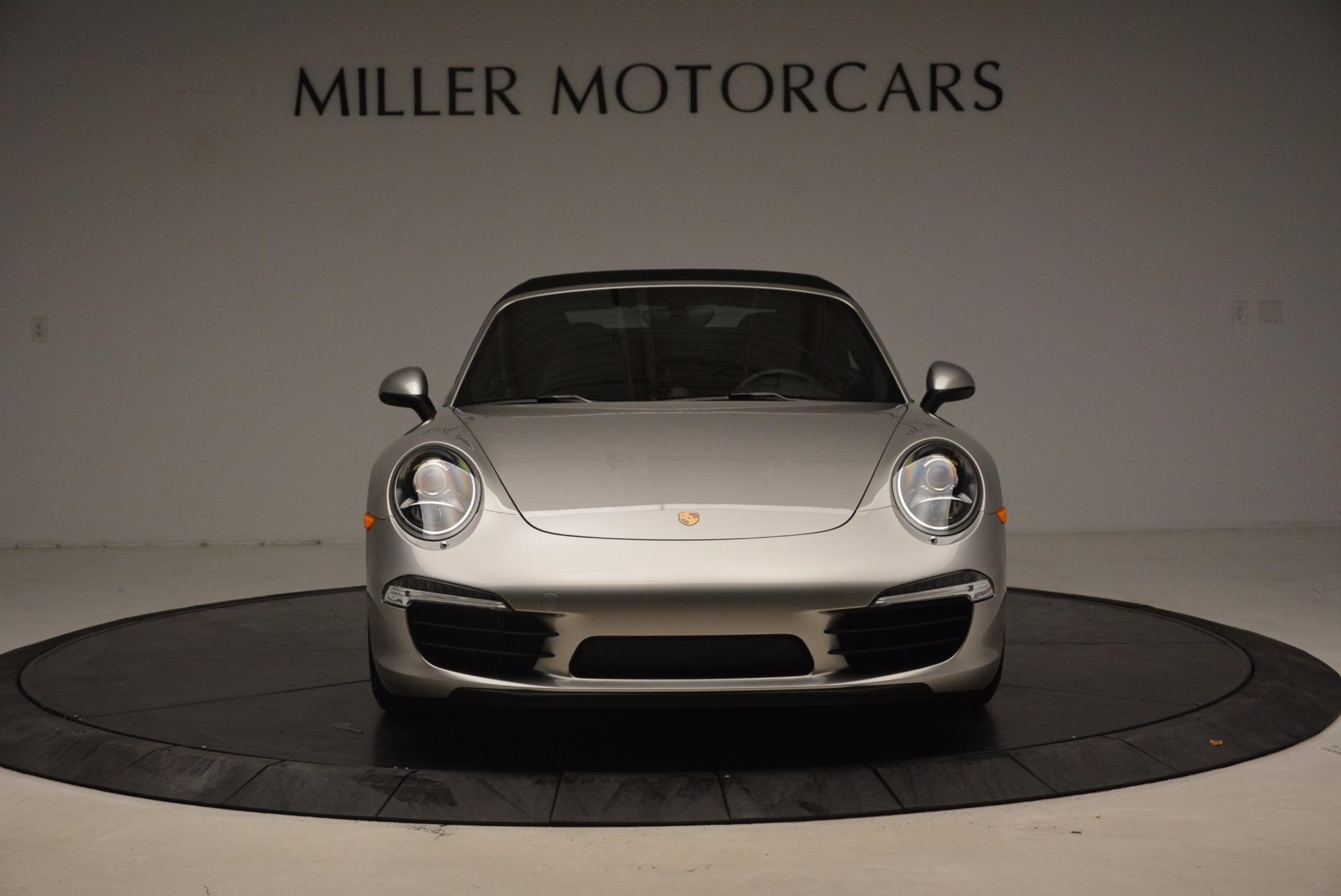 Used 2012 Porsche 911 Carrera S For Sale In Greenwich, CT 1790_p7