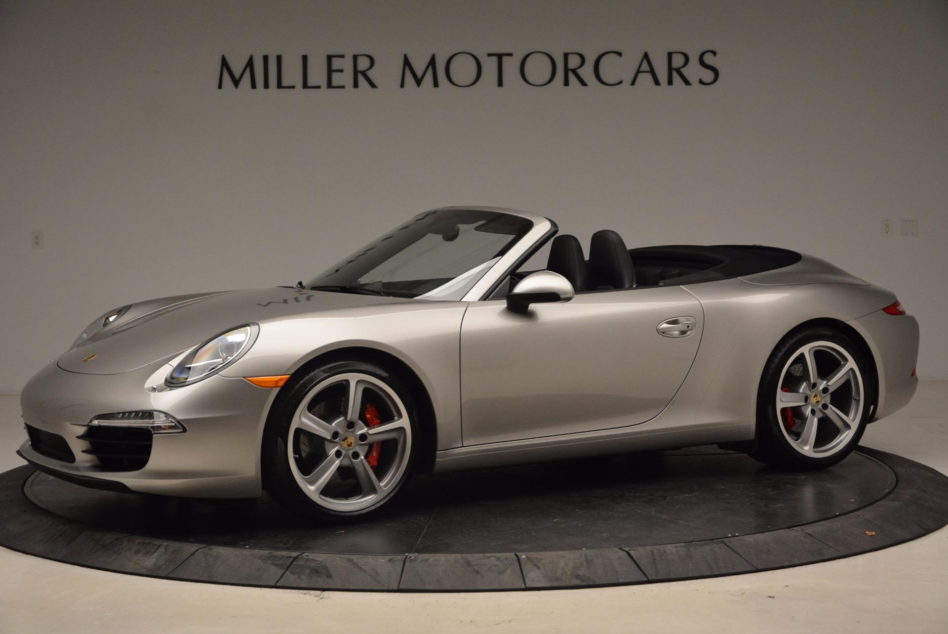 Used 2012 Porsche 911 Carrera S For Sale In Greenwich, CT 1790_p8