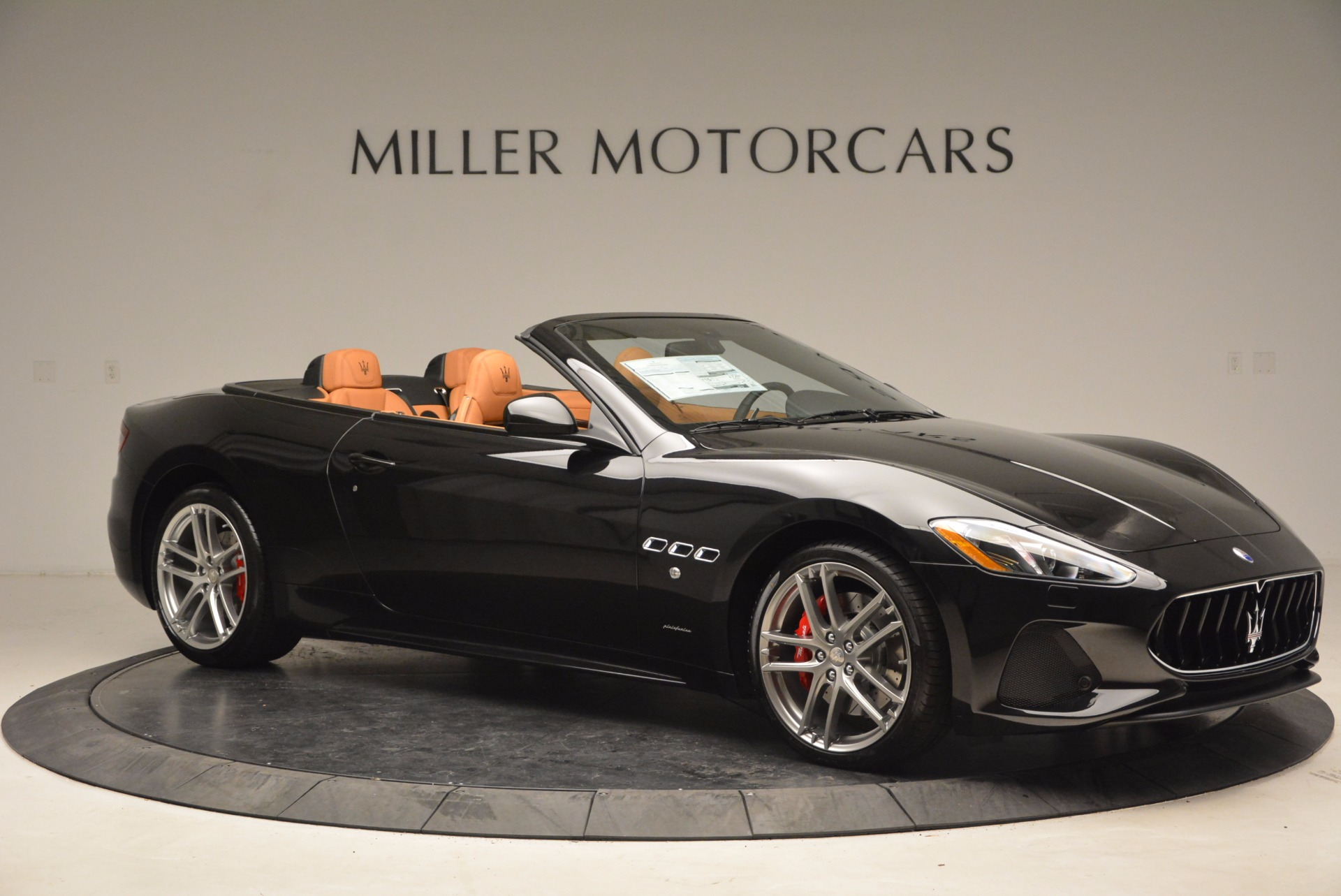 New 2018 Maserati GranTurismo Sport Convertible For Sale In Greenwich, CT 1795_p10