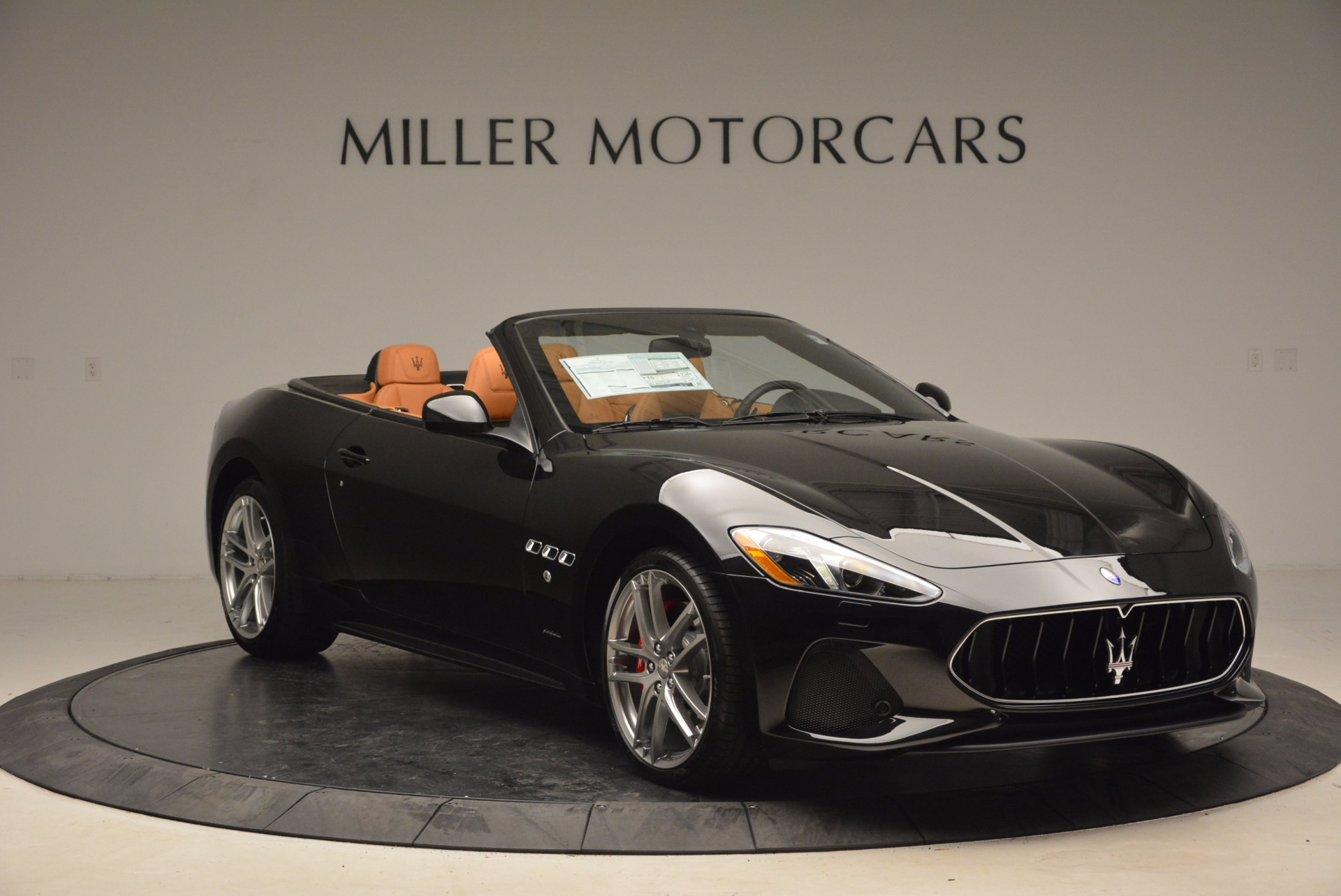 New 2018 Maserati GranTurismo Sport Convertible For Sale In Greenwich, CT 1795_p11
